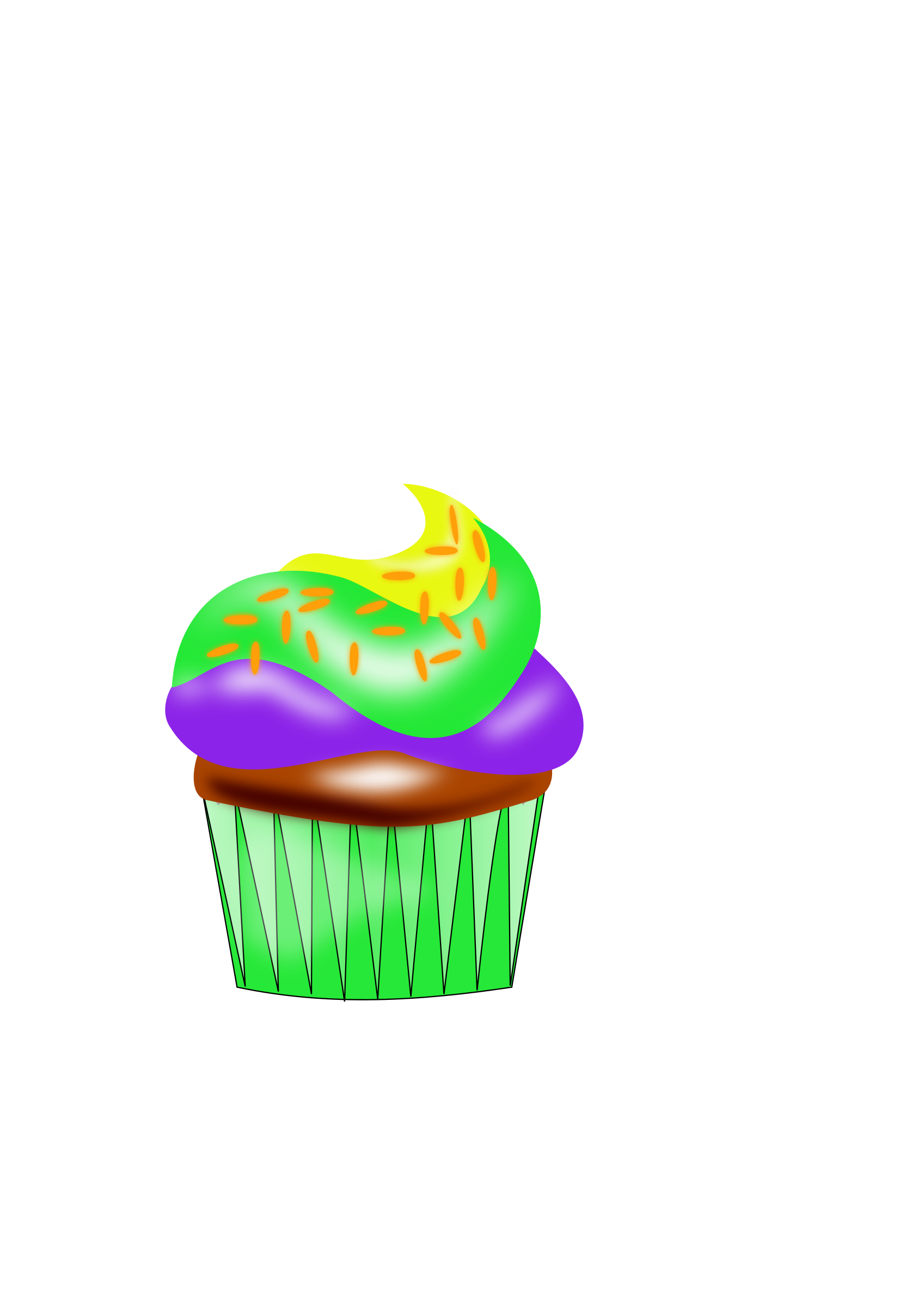Cupcake by aburgan