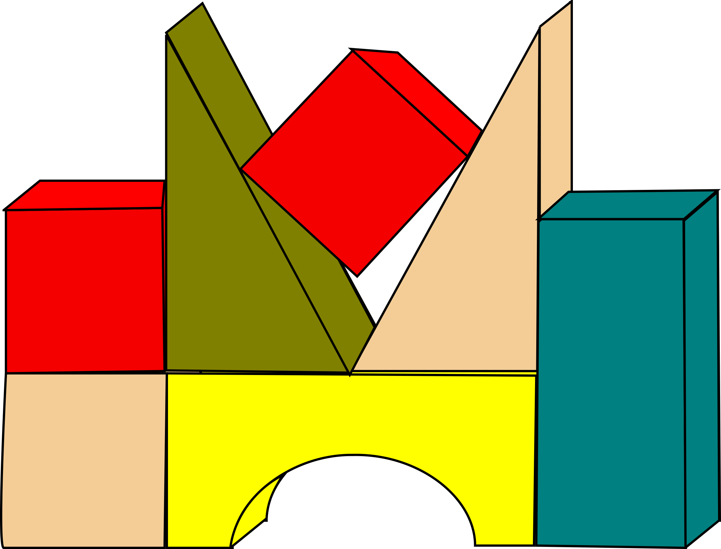 Building Blocks by KAMC