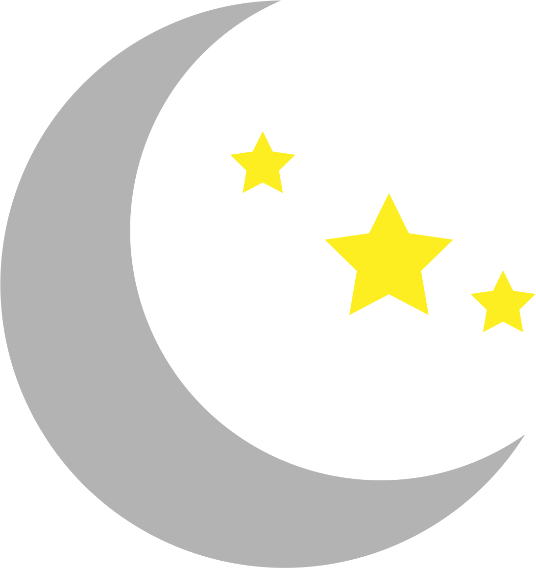 clipart moon and stars rh openclipart org moon and stars clipart png moon and stars clipart free