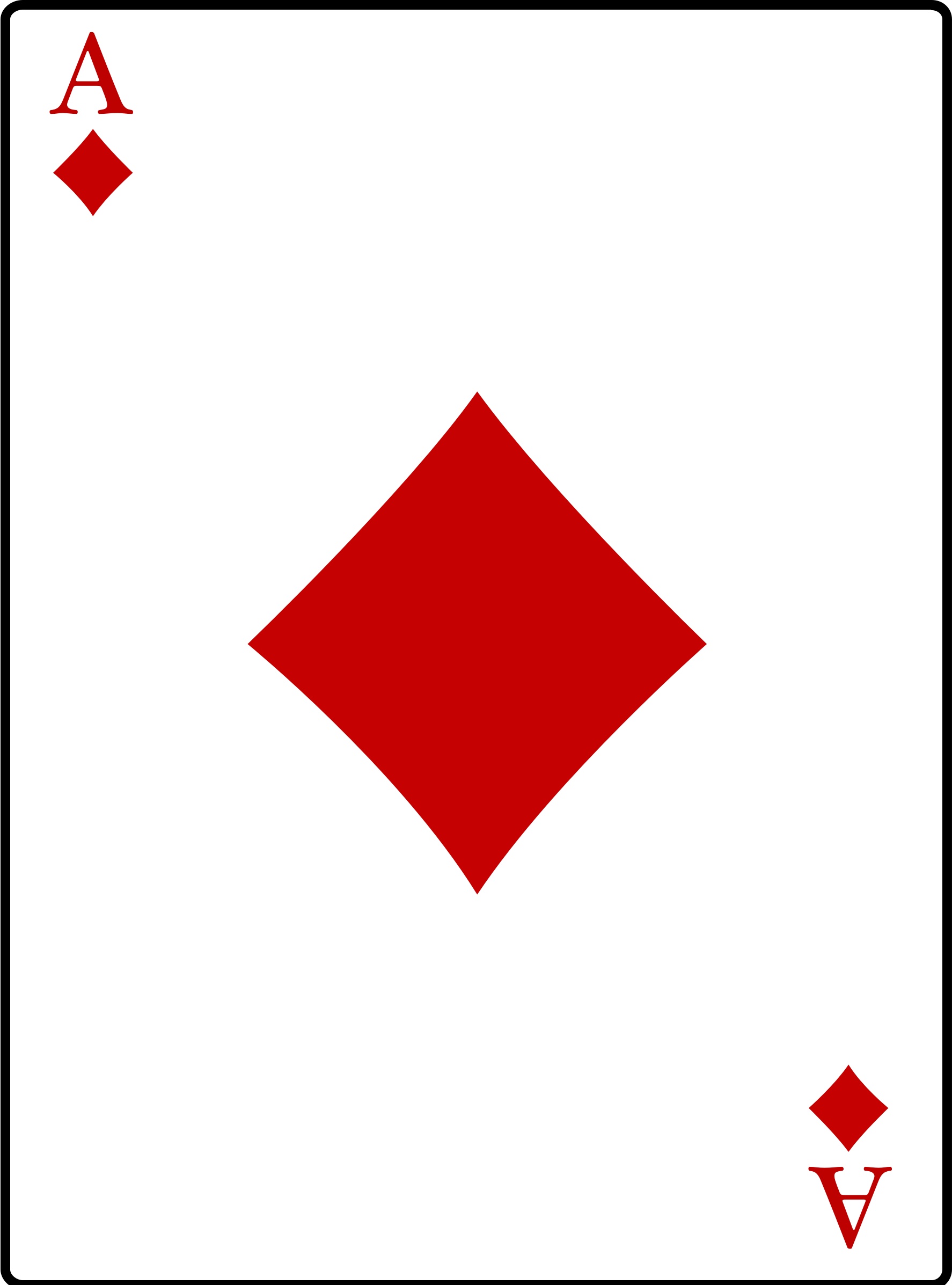 Ace of Diamonds by casino