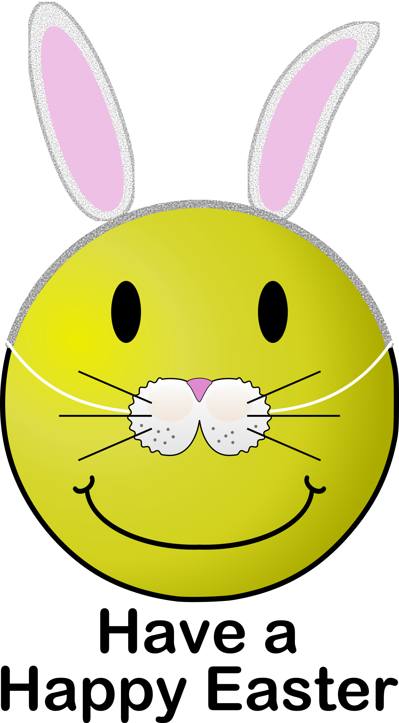 Easter Smiley by Arvin61r58