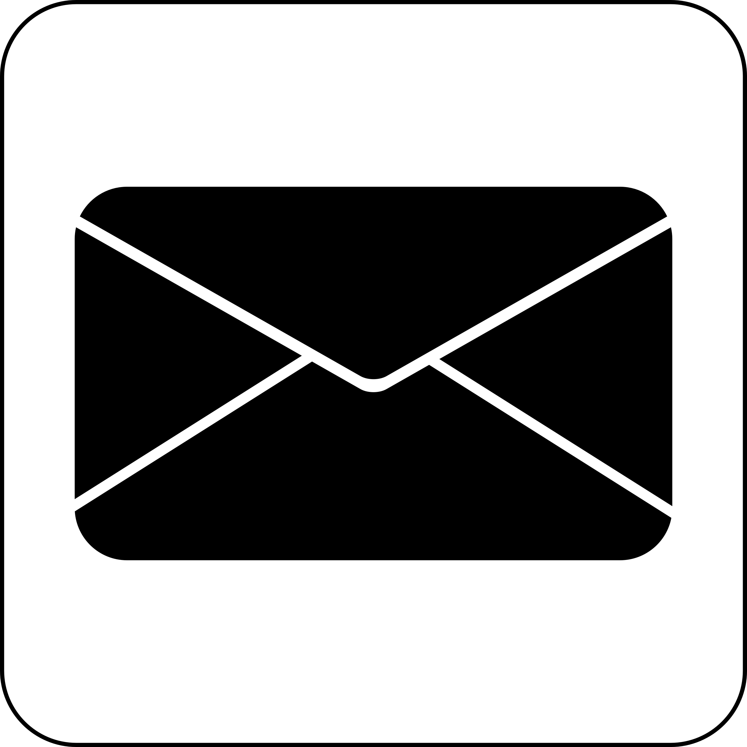 Mail Icon by cinemacookie