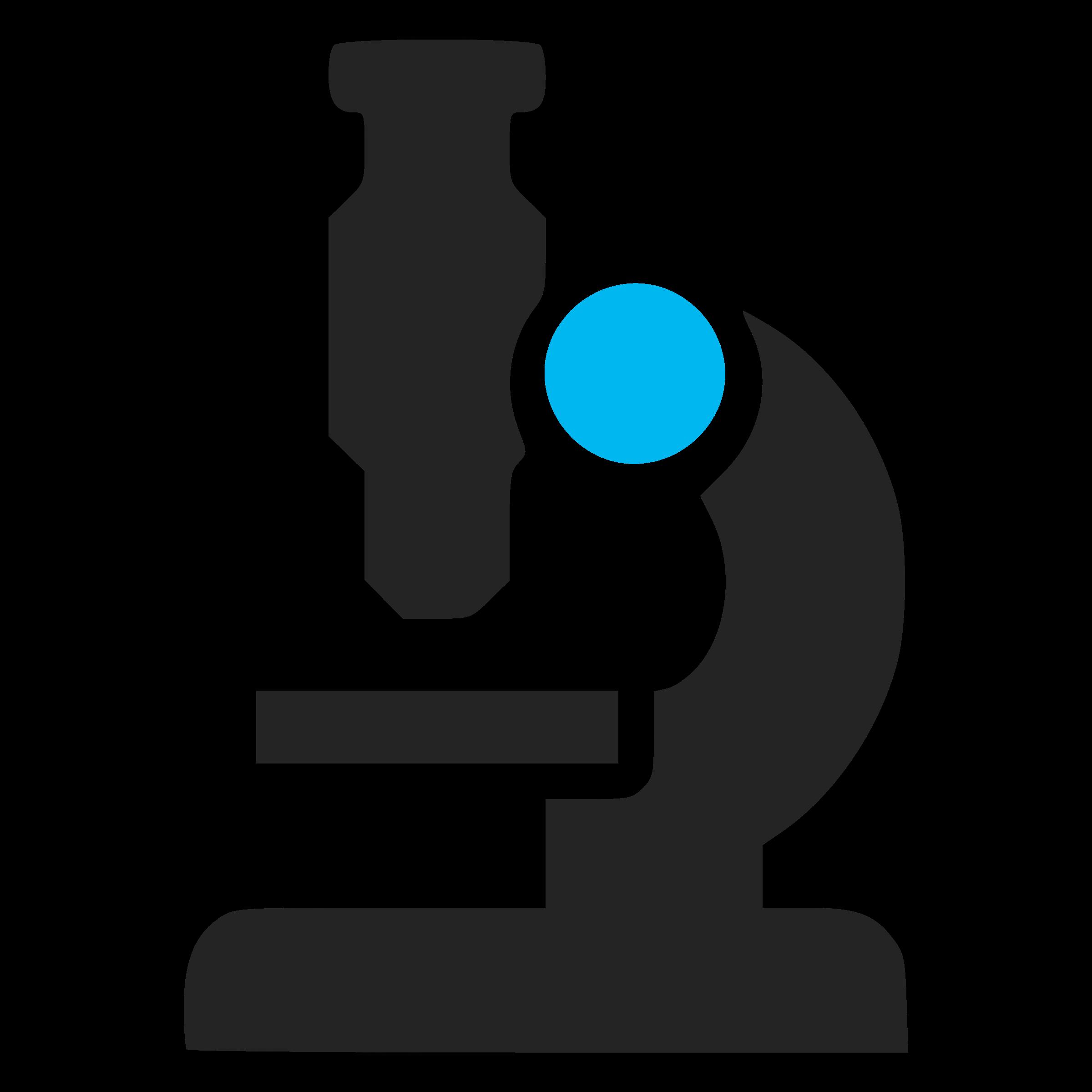 Clipart - Microscope Icon
