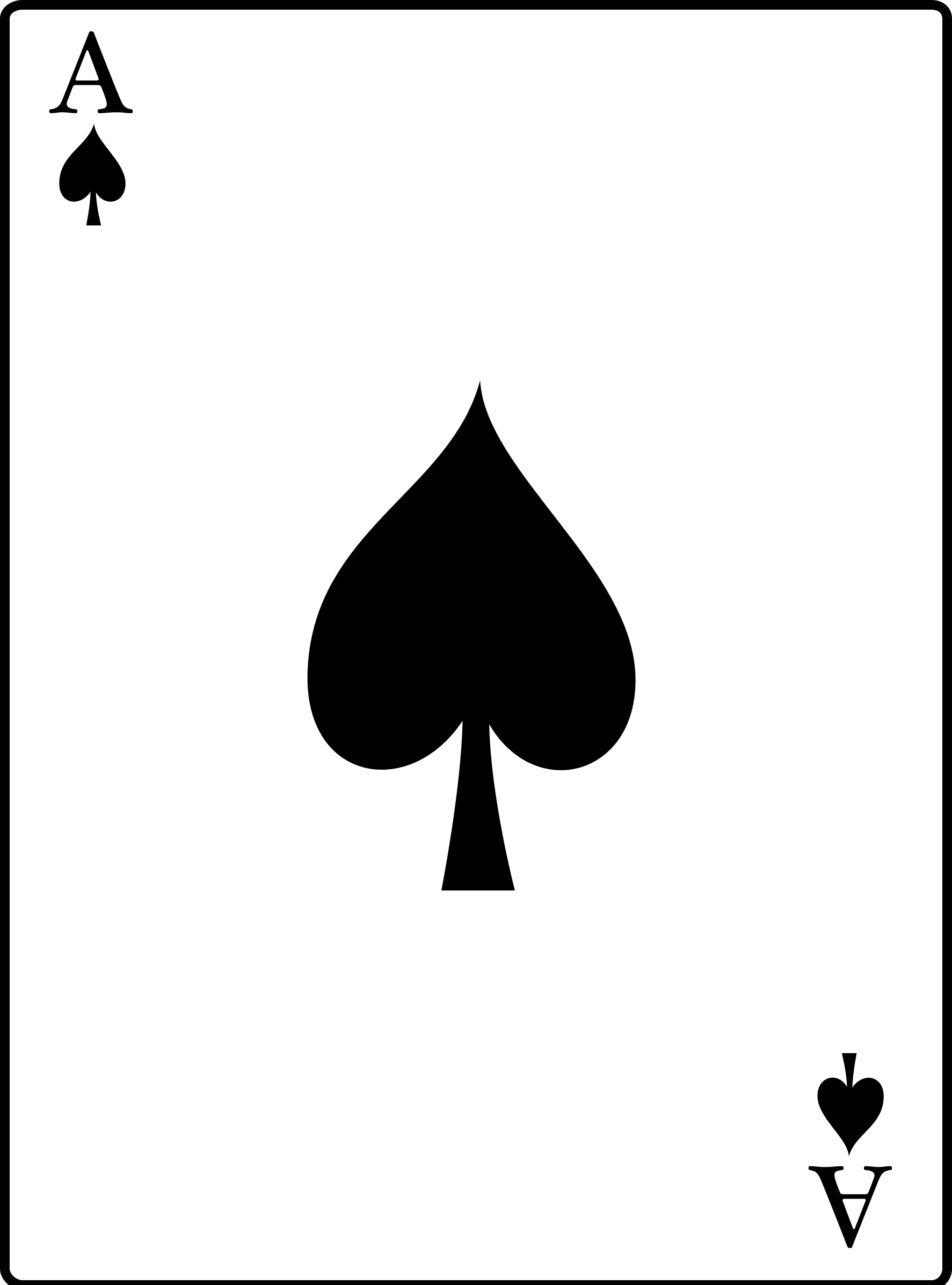 Ace of Spades by casino