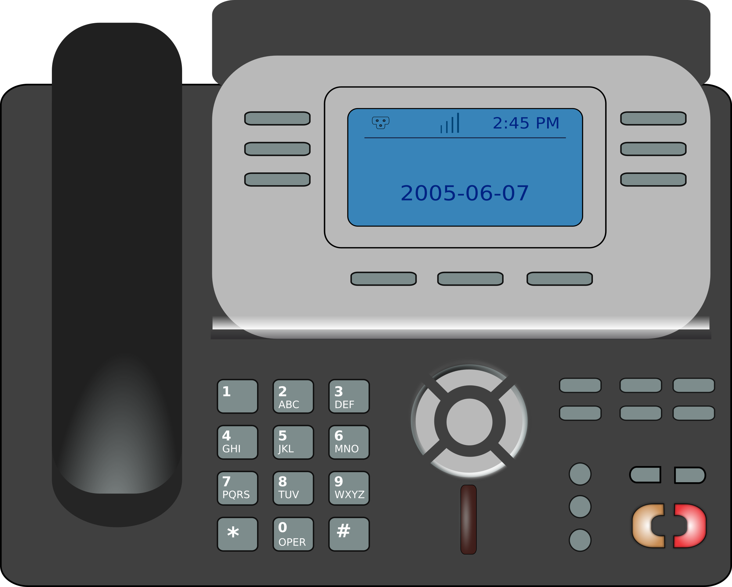 VOIP phone by mark.starikov