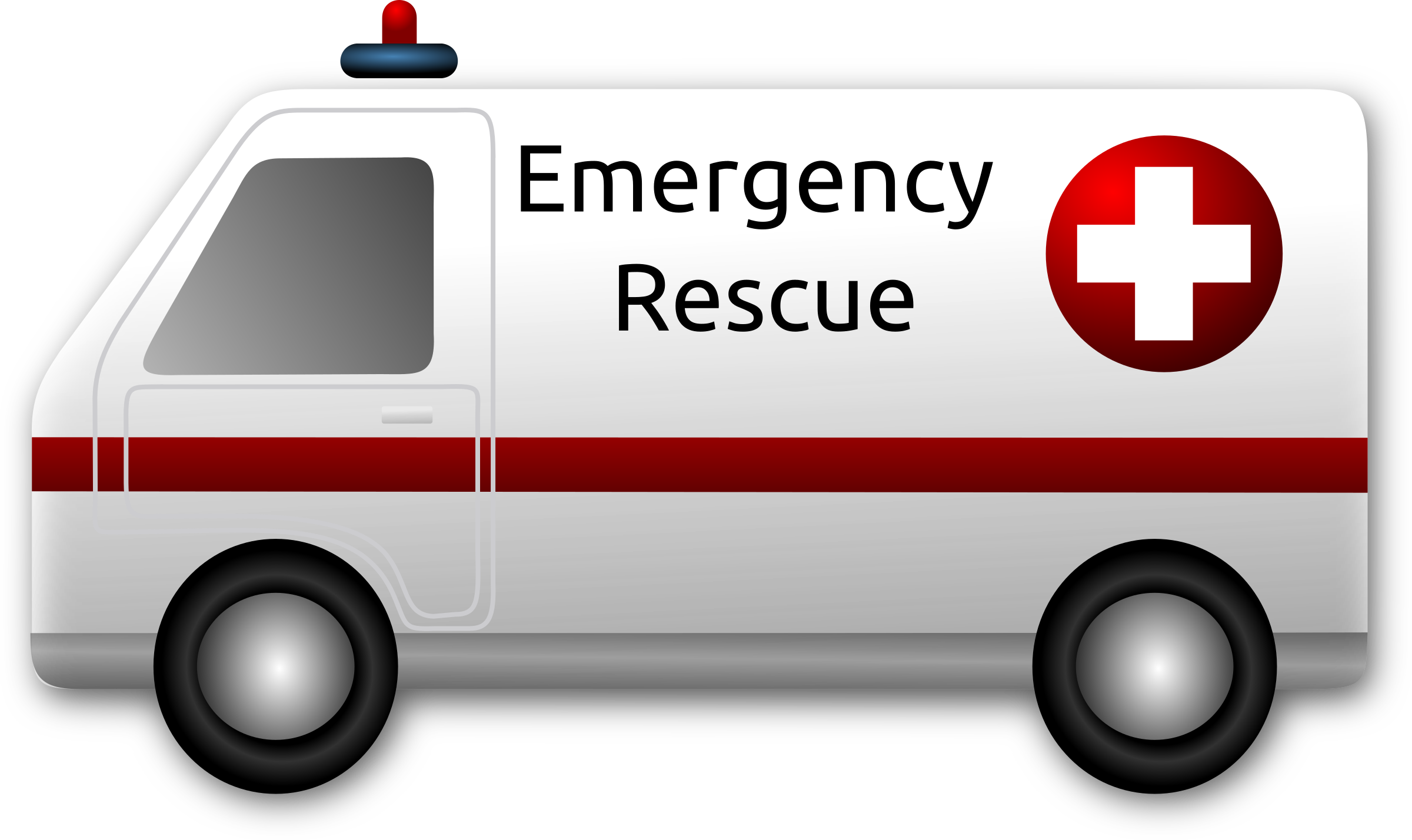 Emergency Rescue Ambulance by Merlin2525