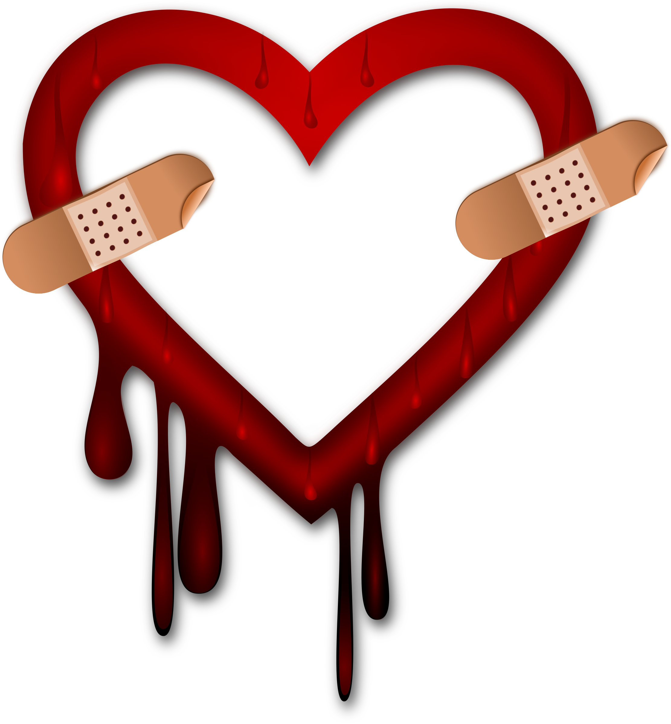 Heart Bleed Patch by Merlin2525