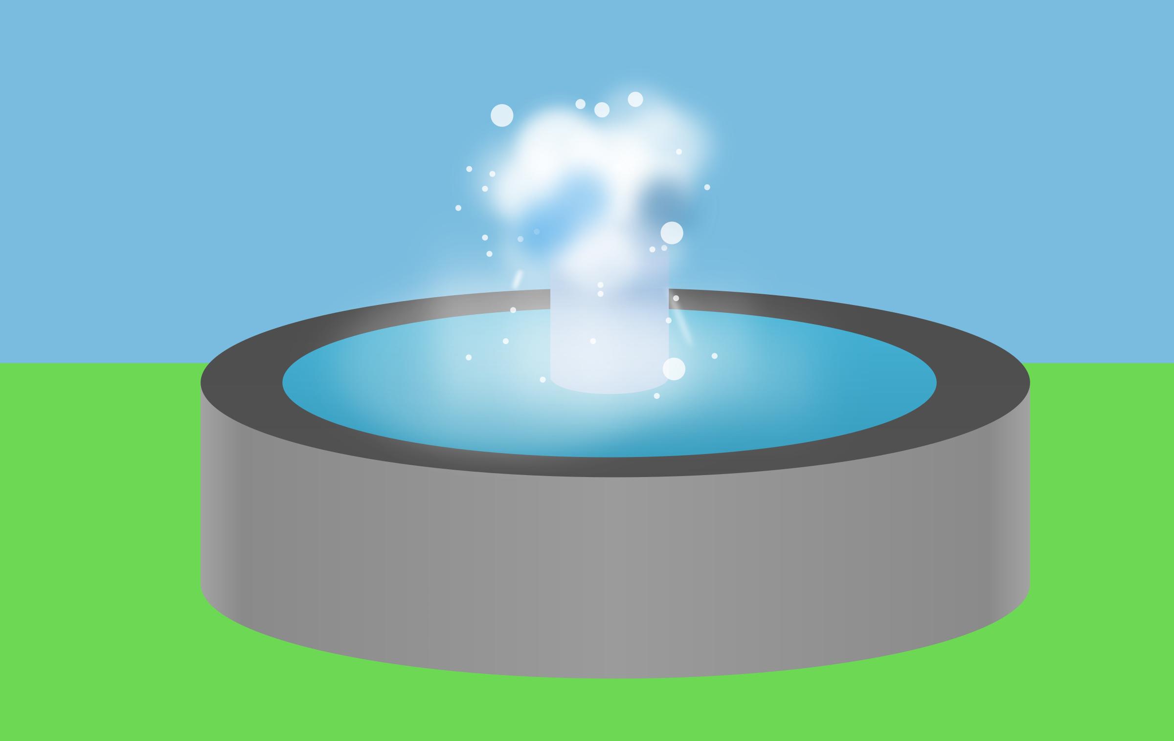 Water Fountain Clip Art Water fountain 152