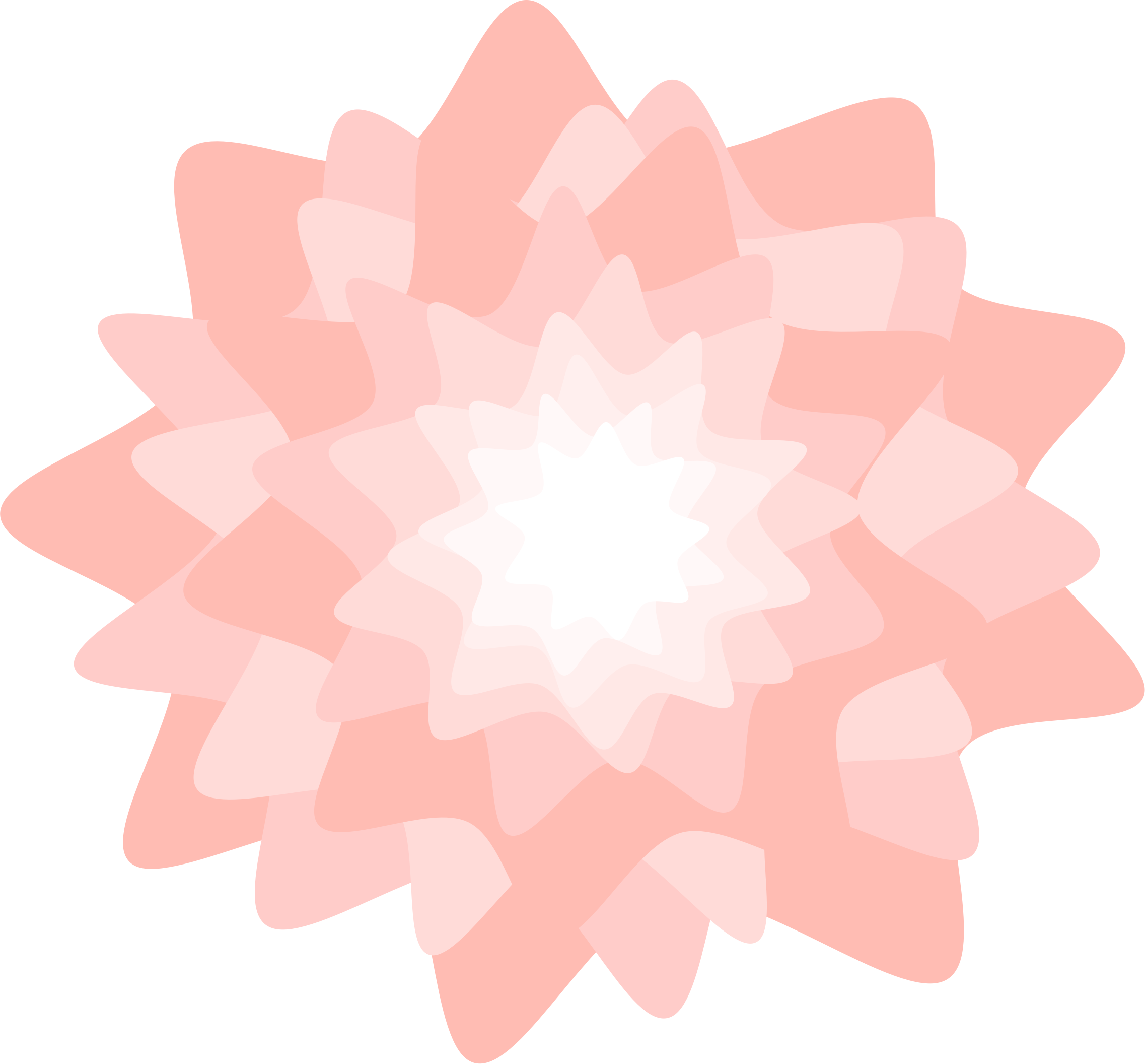 Pink Flower by Scout