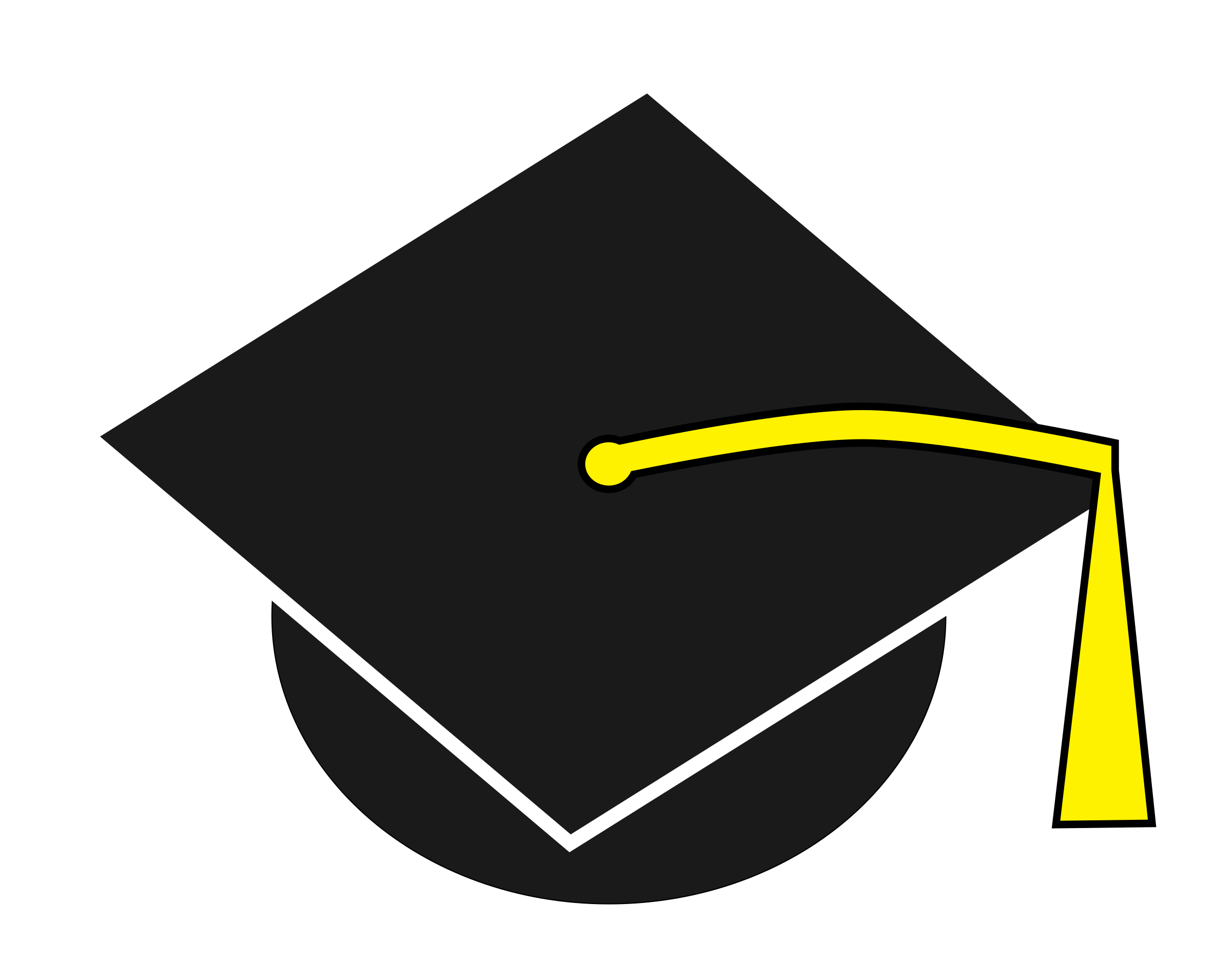 Graduation hat by snifty