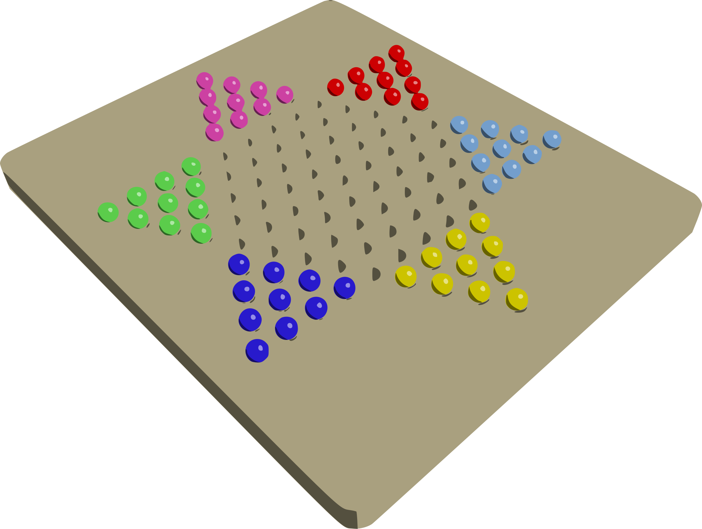 Chinese Checkers by mazeo