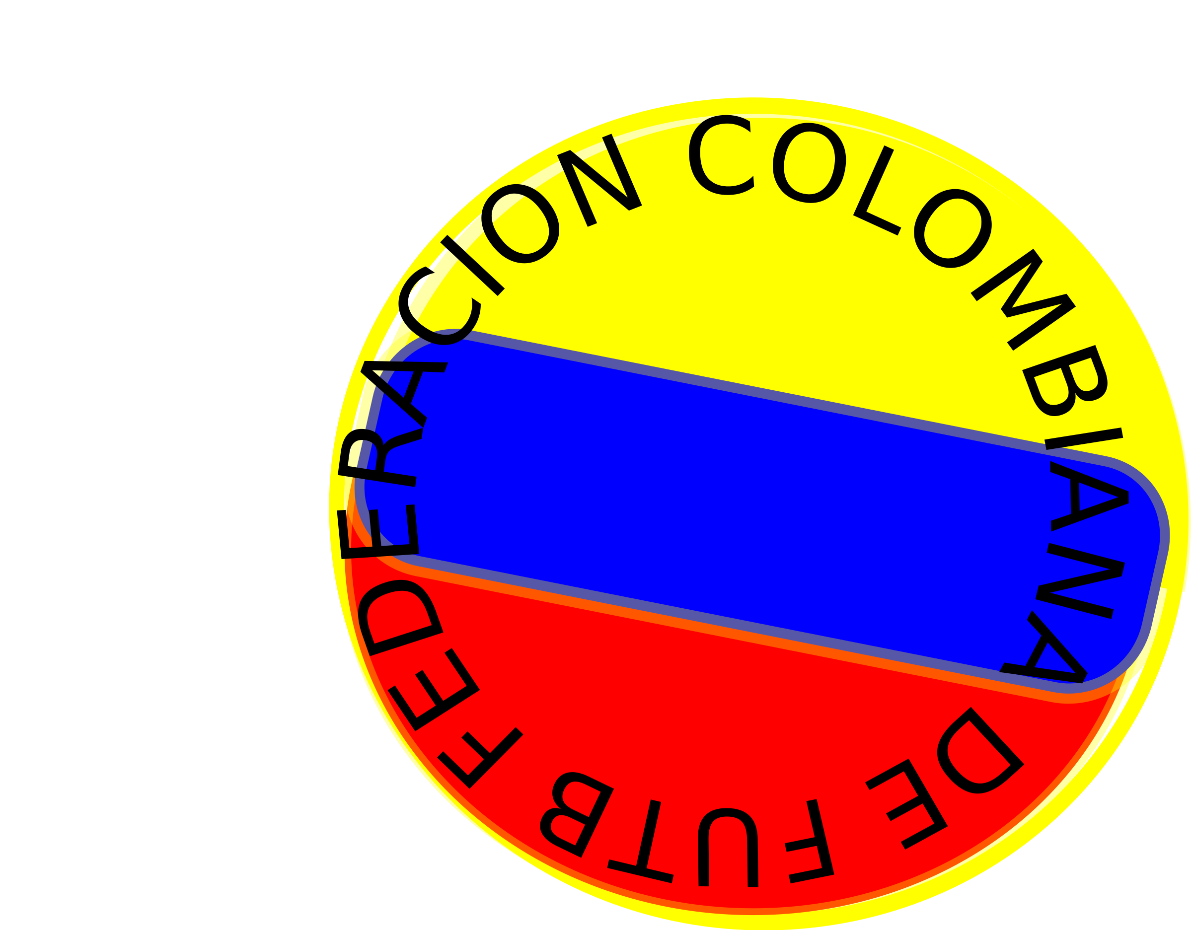 federacion colombiana by echeverry