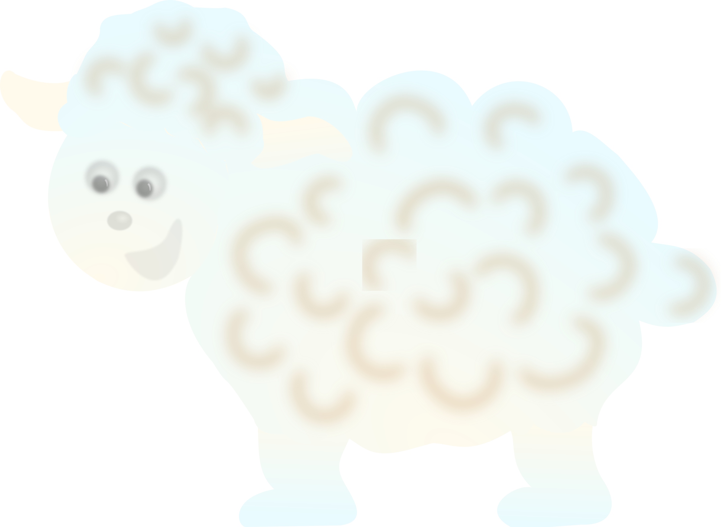 sheep cloud by aidaivars