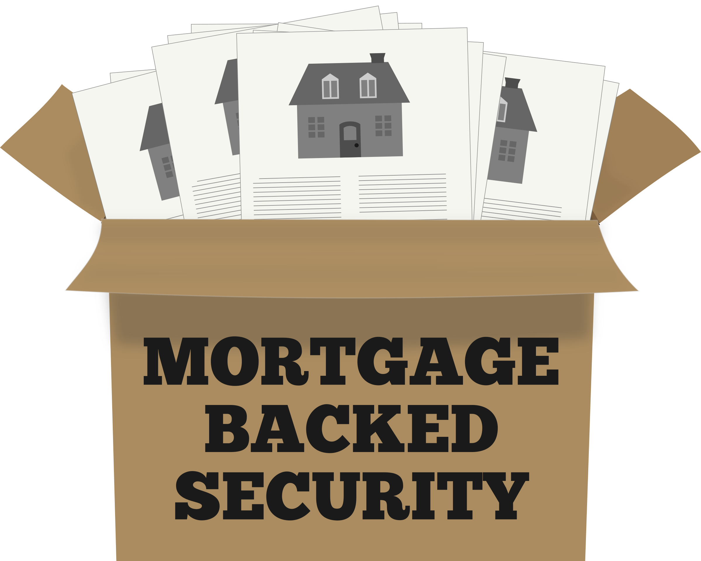 Mortgage backed security by Alastair