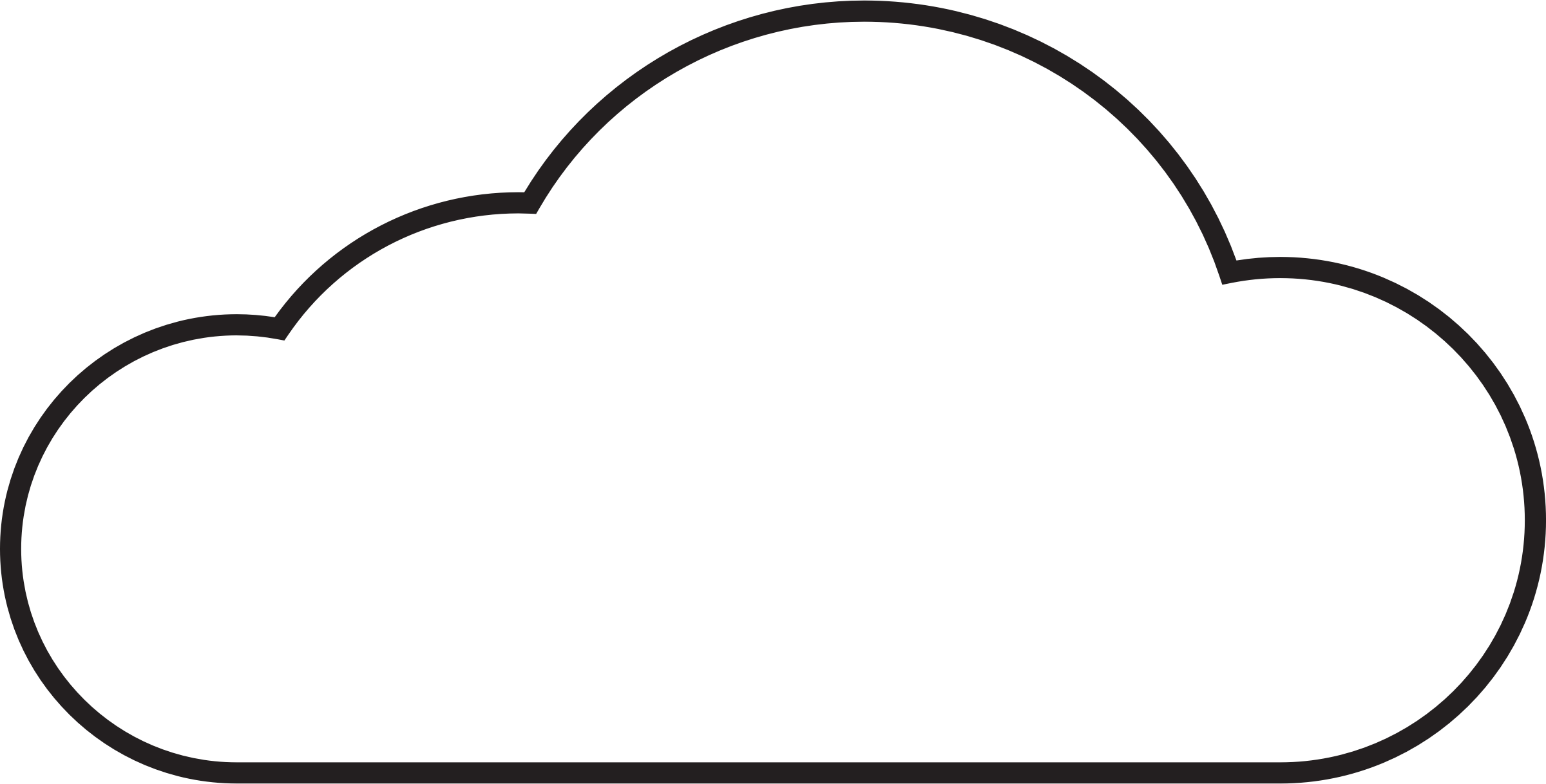 Clipart - Cloud