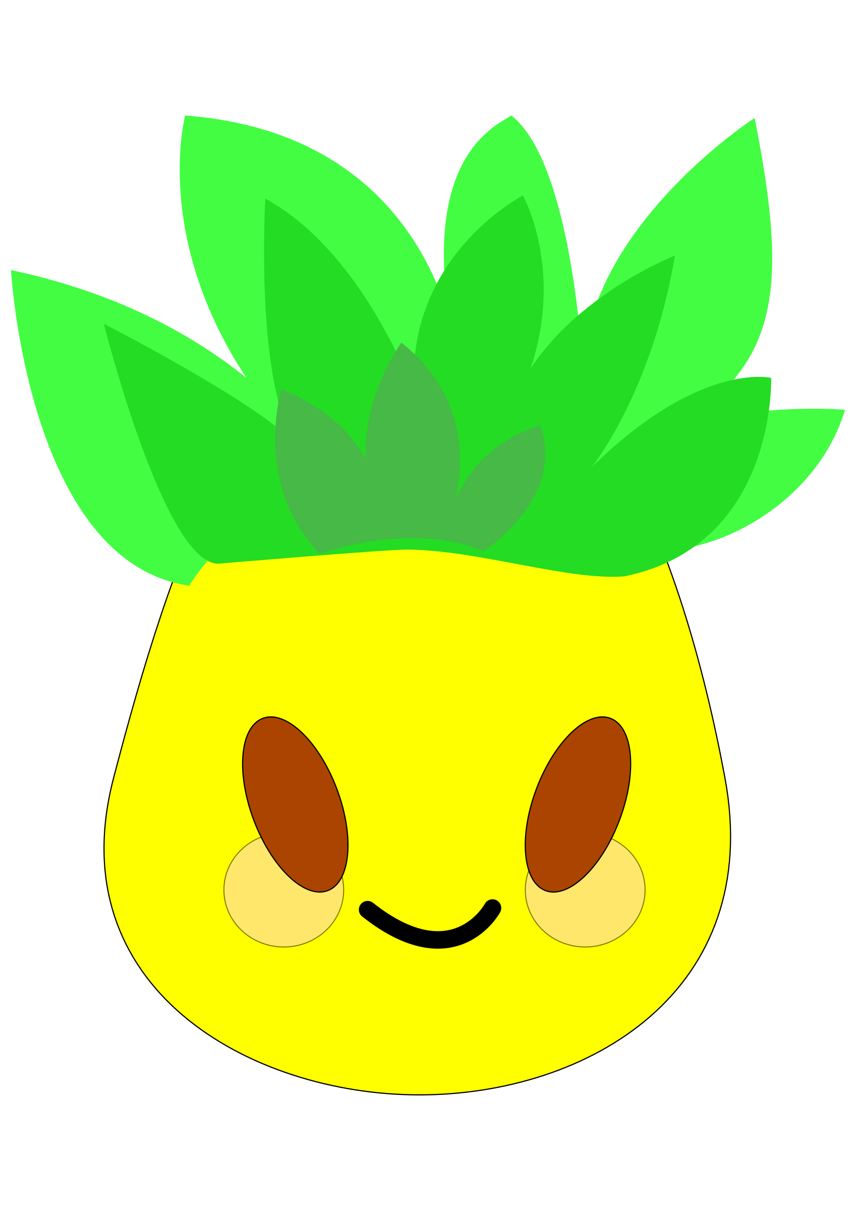 pineapple by etilletas98
