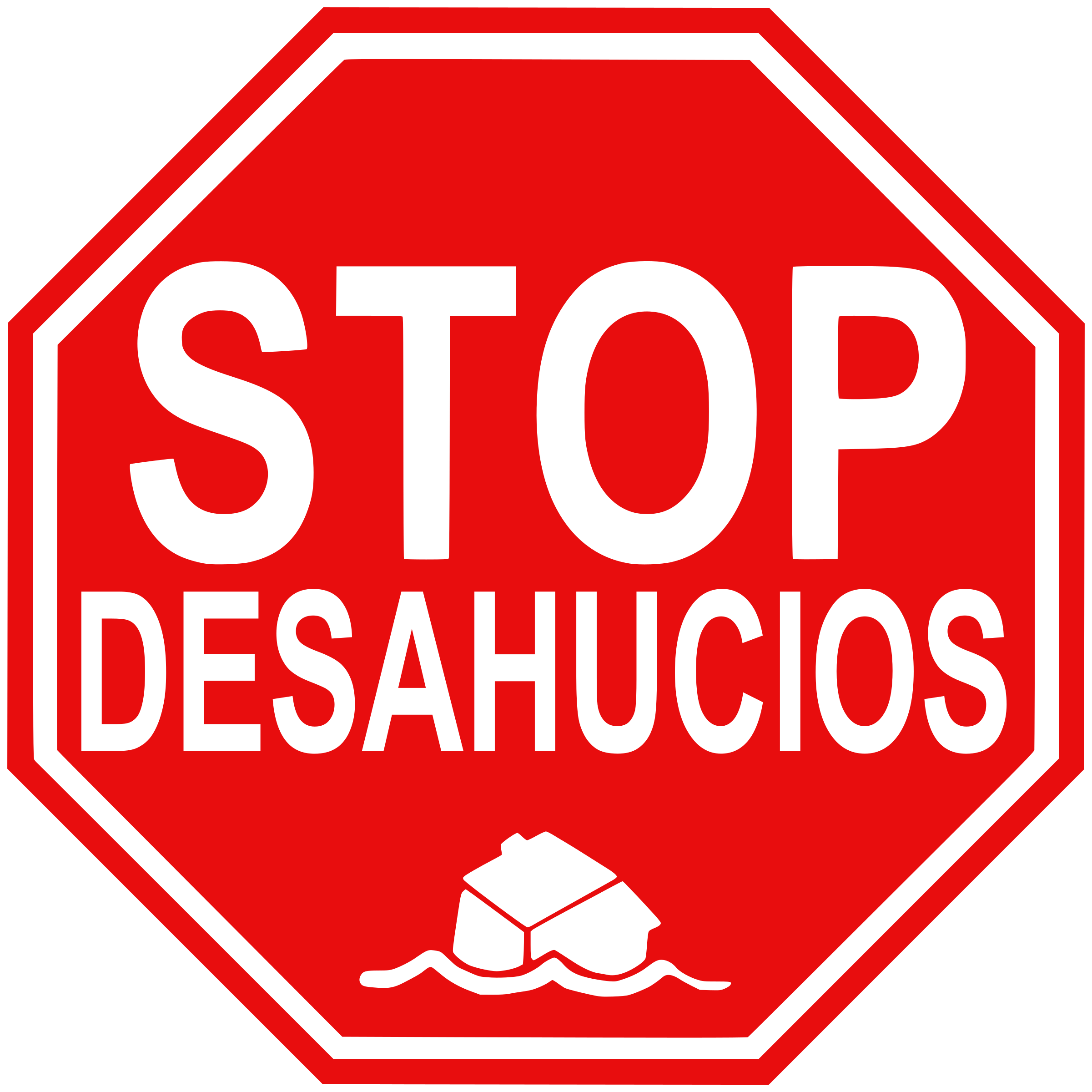 stop desahucios by fofo