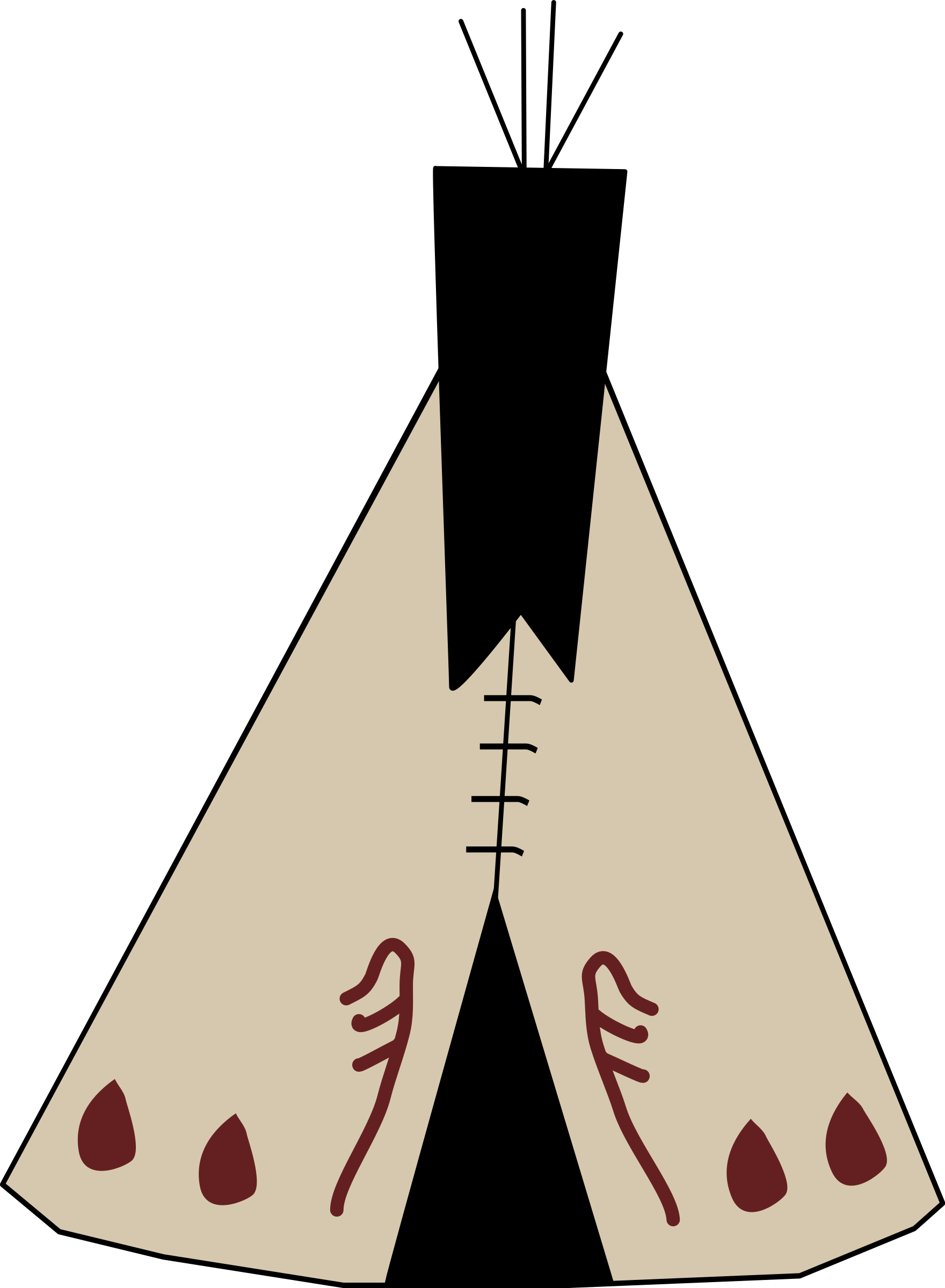 tipi / teepee by j4p4n