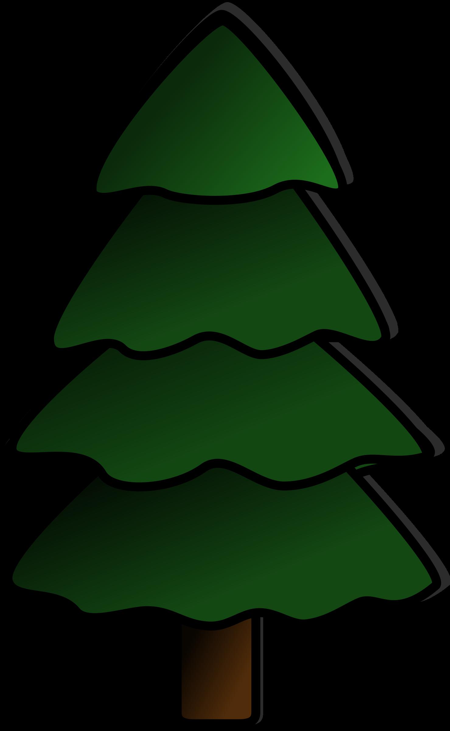 Clipart - Tree