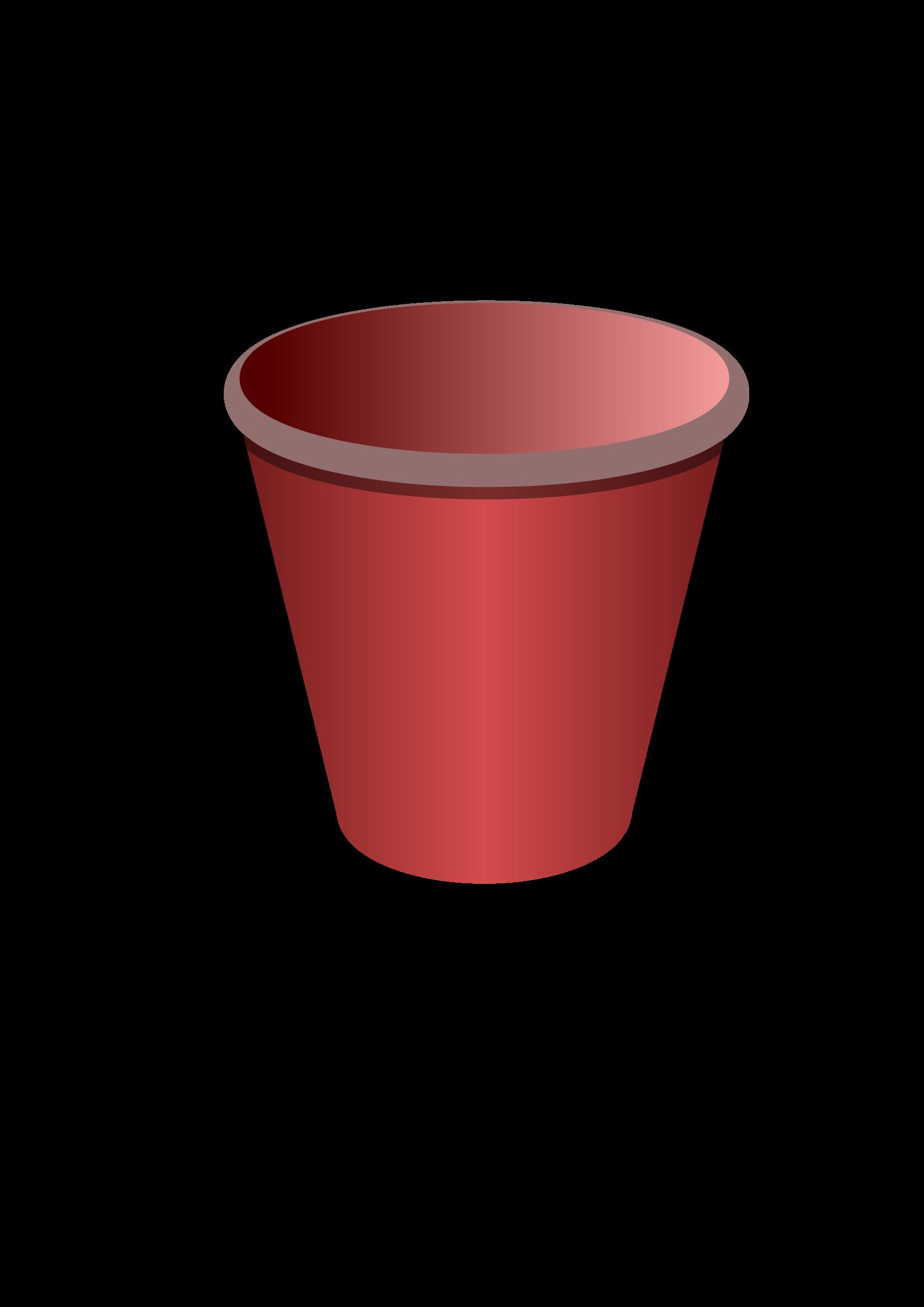 Clipart - bucket