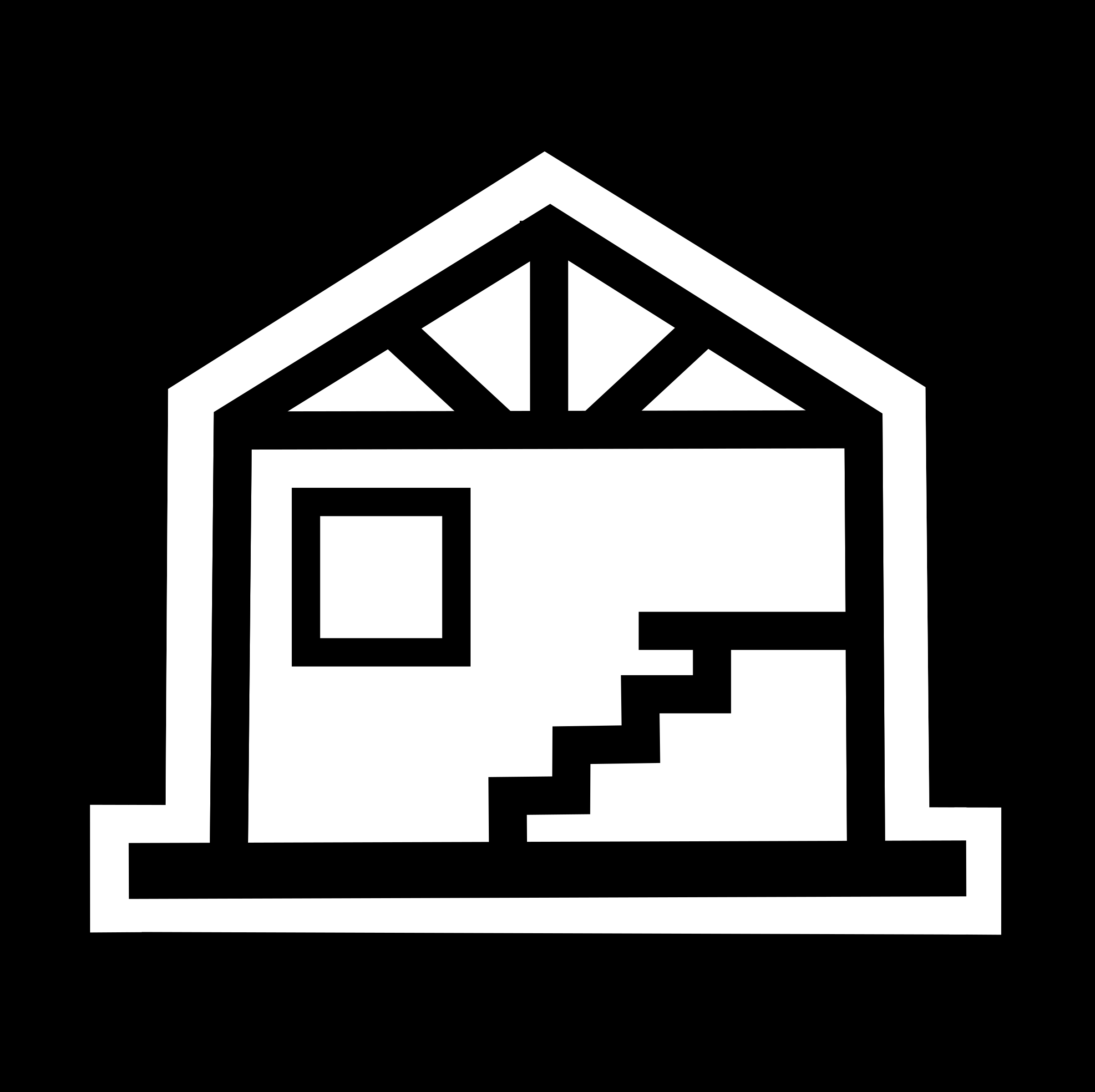 Building Icon by Bonzo