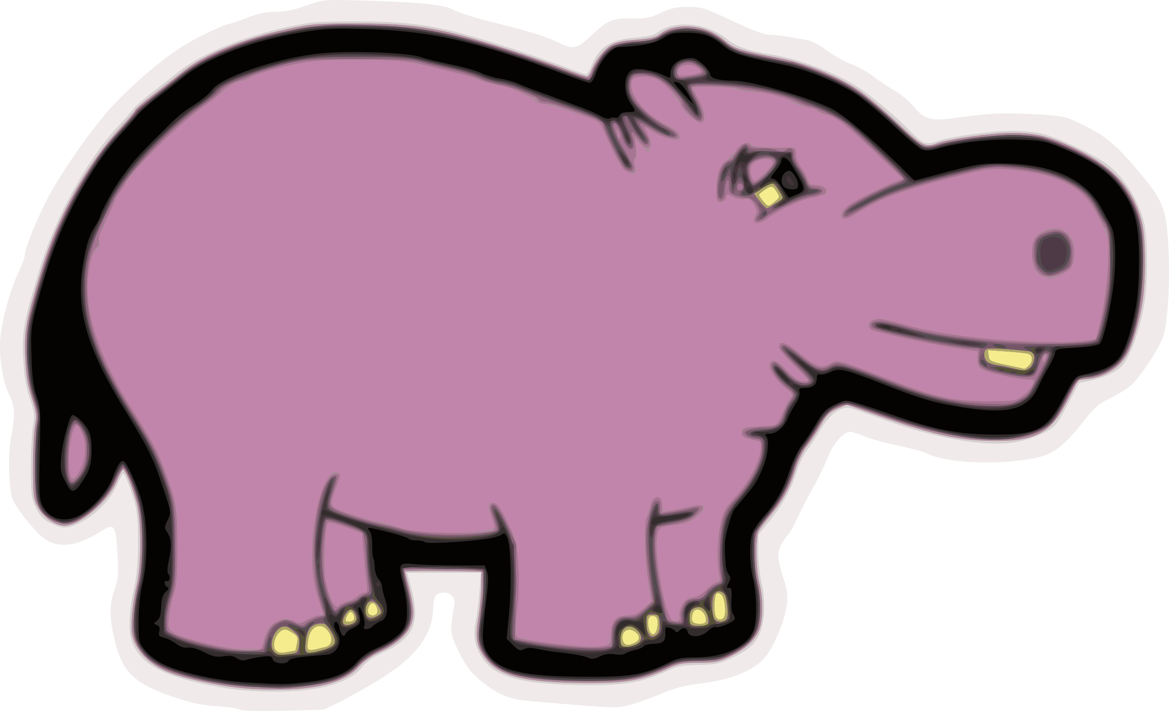 Hippo by ksly4ever