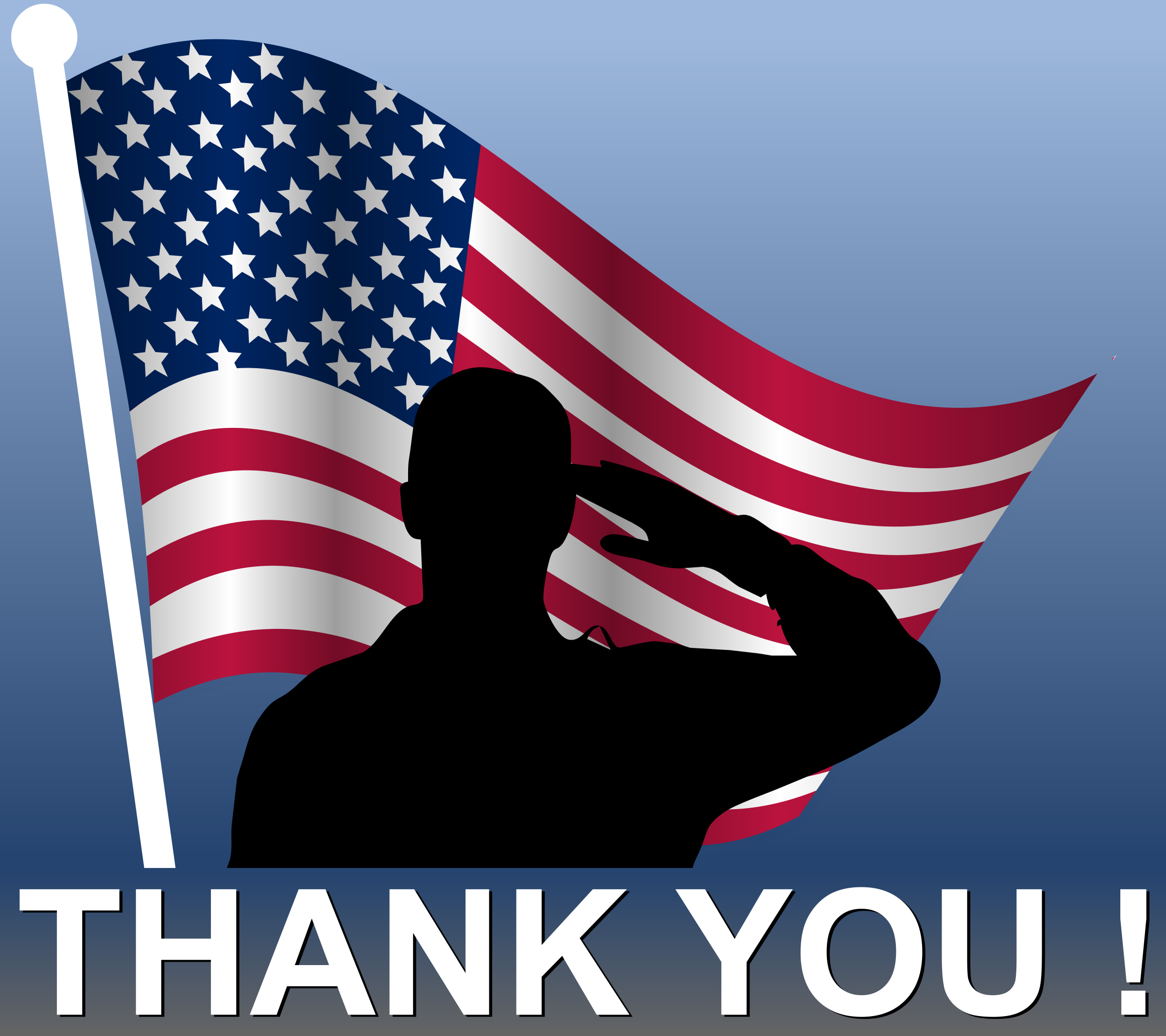 Memorial Day - Thank You! by cyberscooty