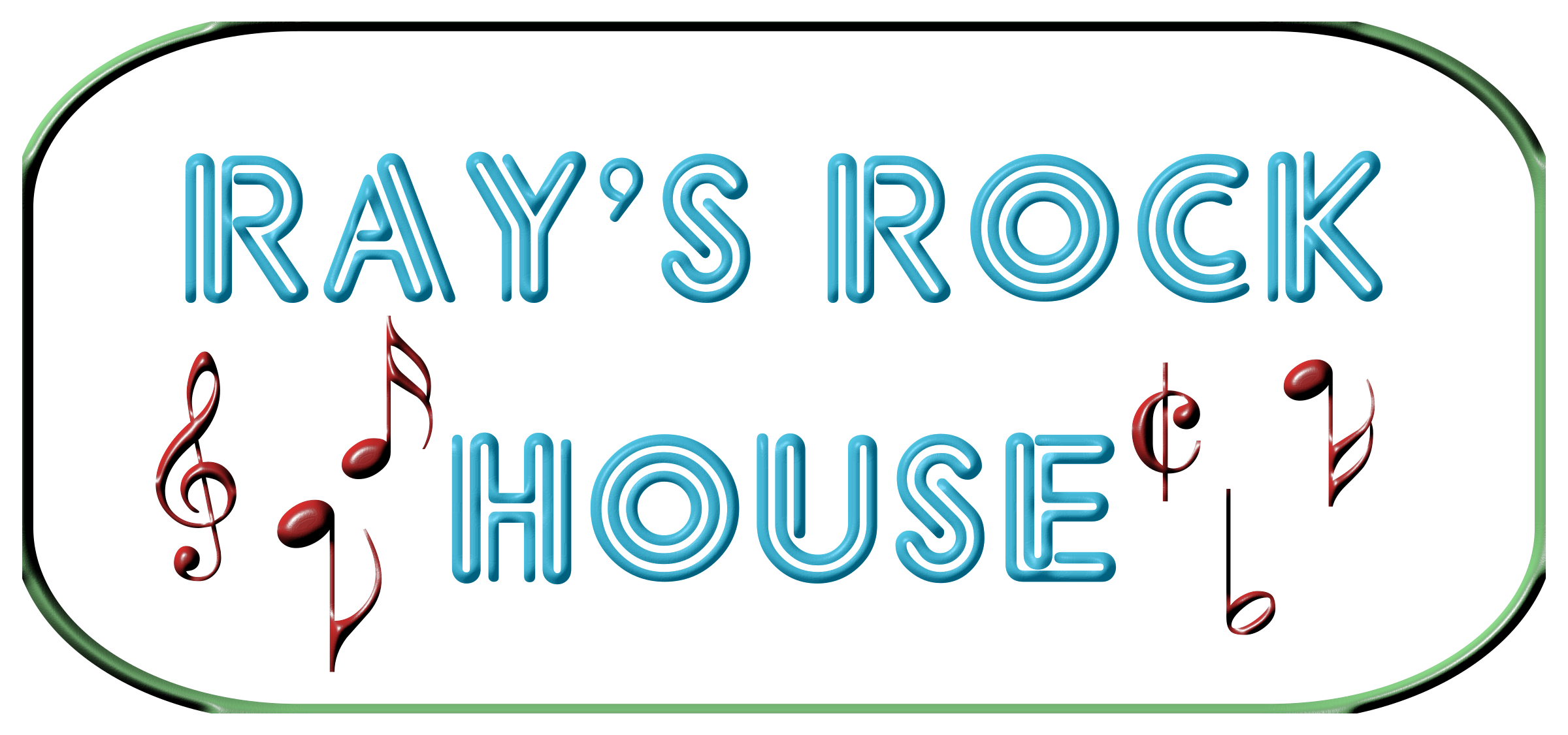 Ray's Rock House by Arvin61r58