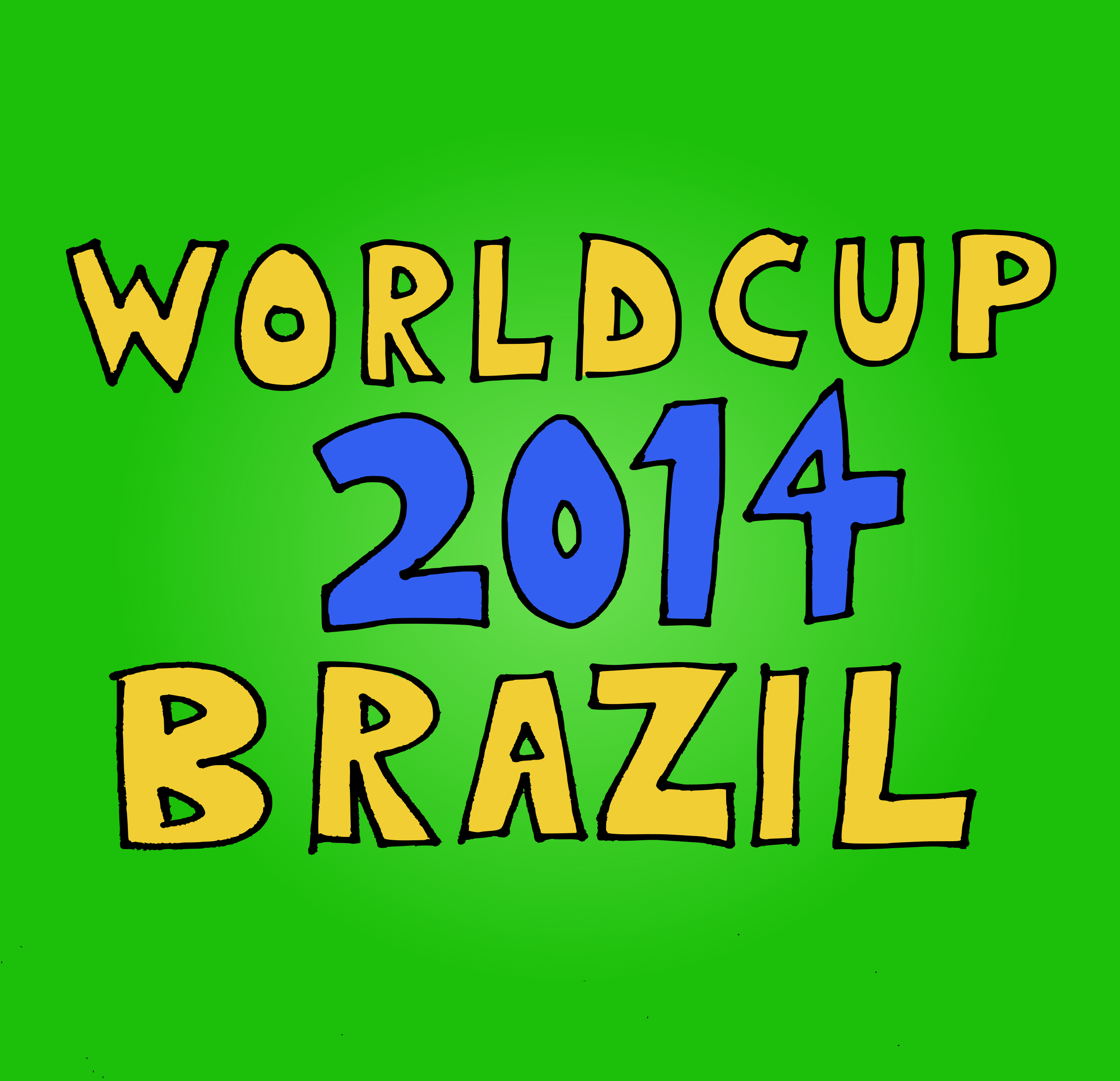 World Cup 2014 in Brazil by j4p4n
