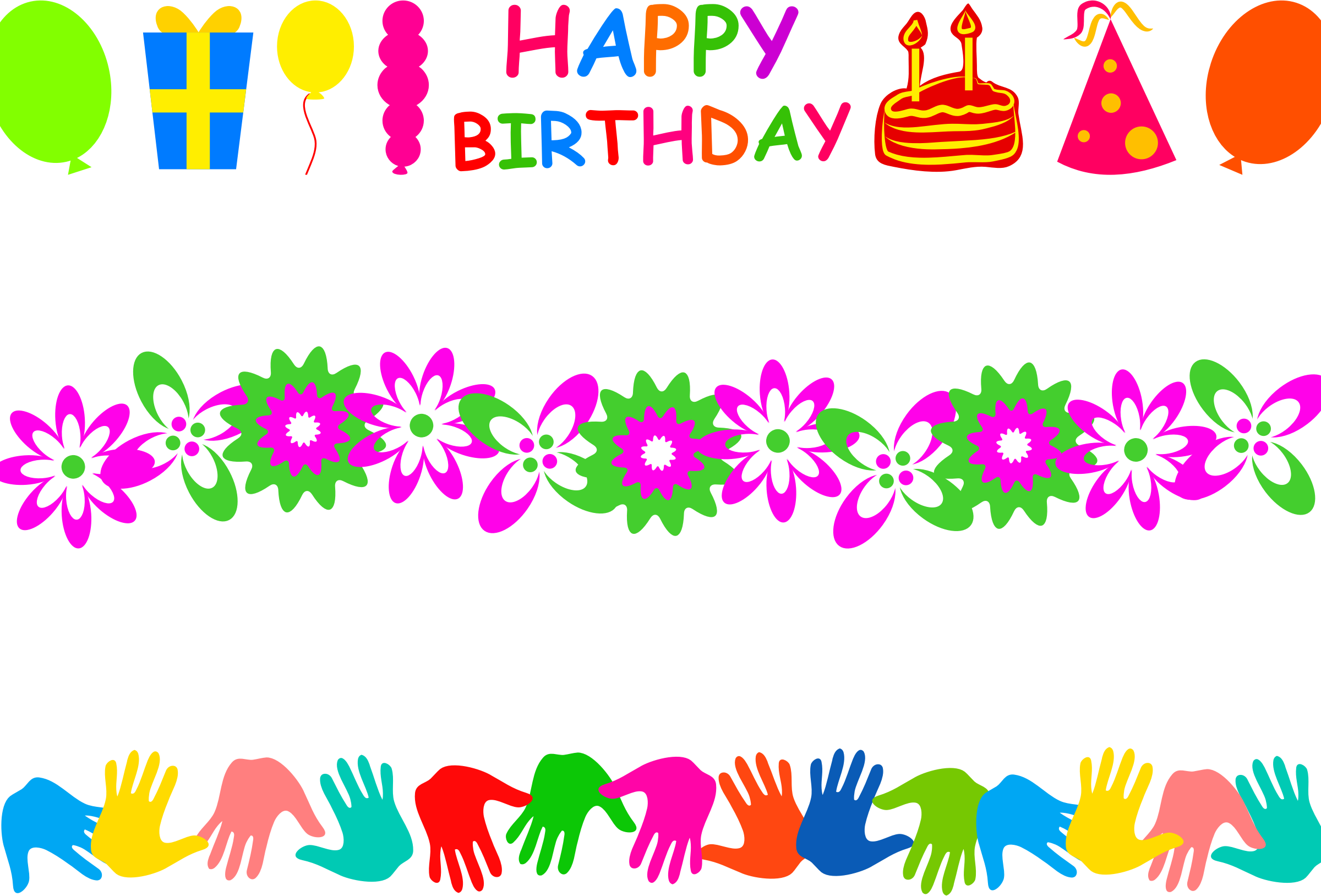 Blue Flower Frame Clipart furthermore Bee Kids Corner furthermore Fall Wallpaper Backgrounds With Pumpkins in addition Balloon Banner Clip Art likewise Animated Cheerleaders. on kids happy birthday transparent frame