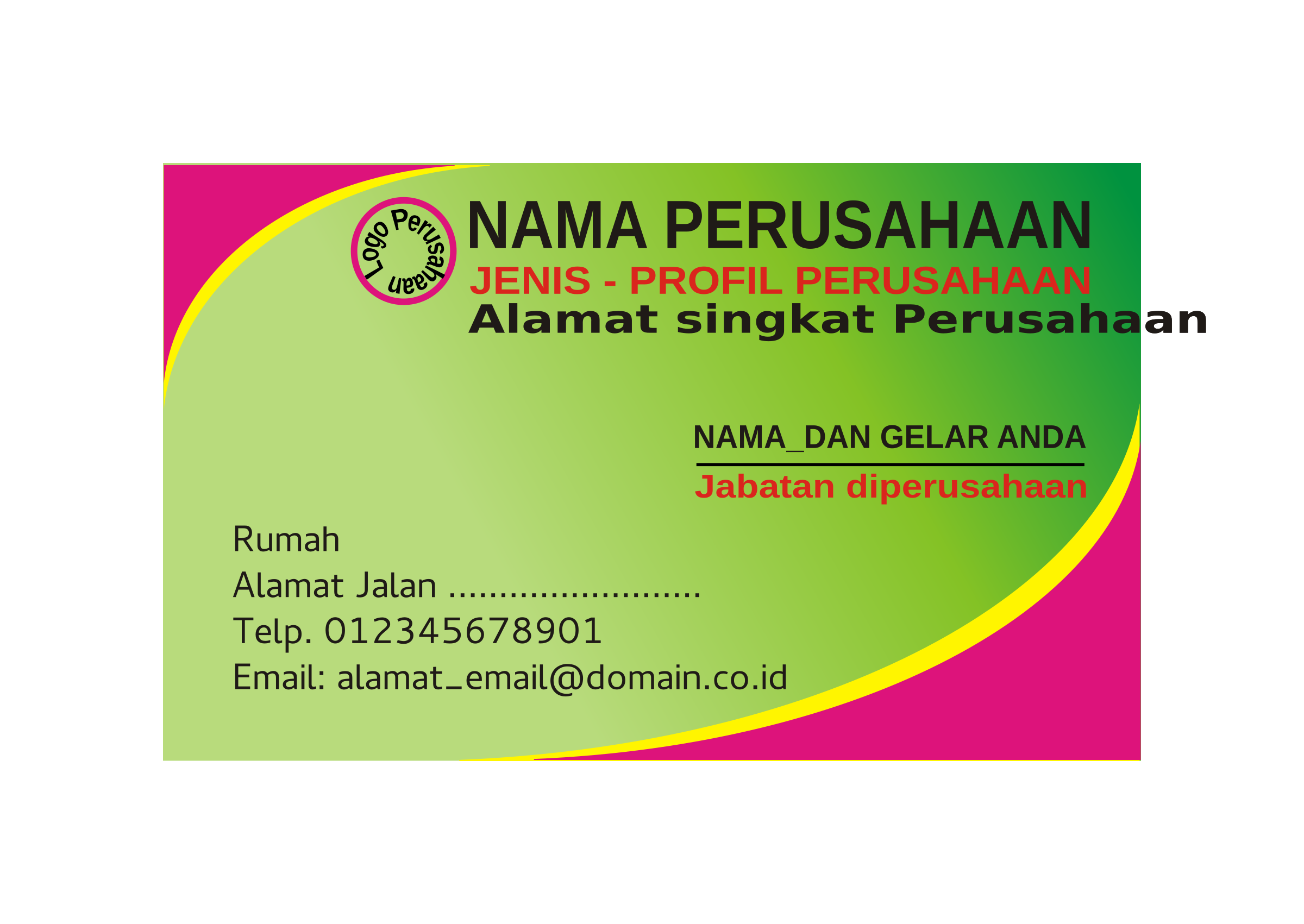 Card by istana