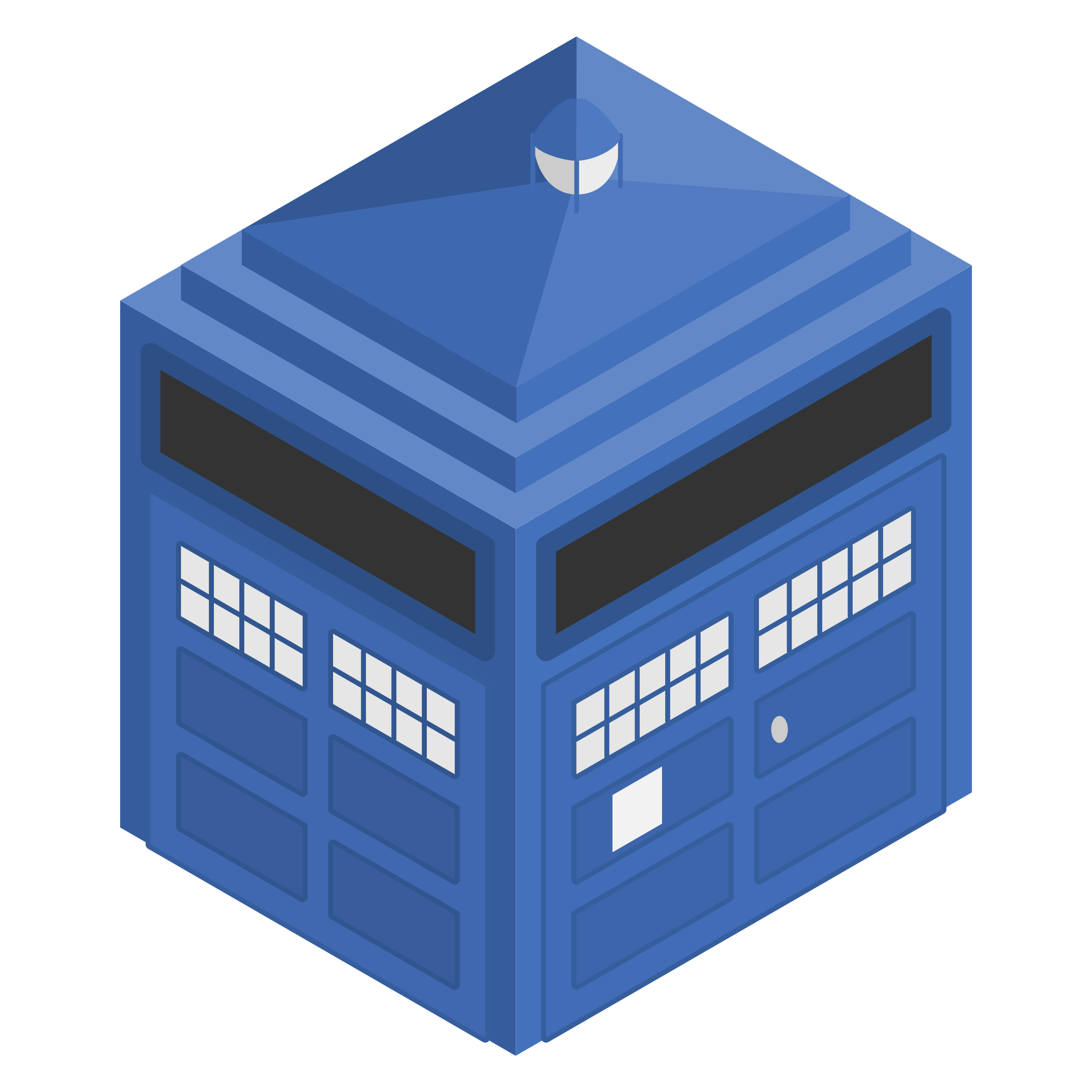 Tardis by tatica
