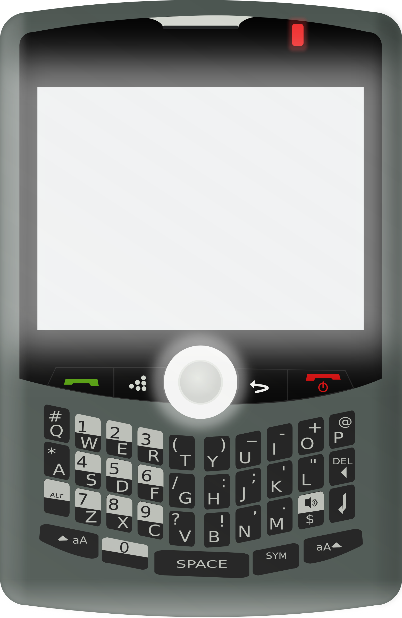 Blackberry Curve 8330 by JoelM