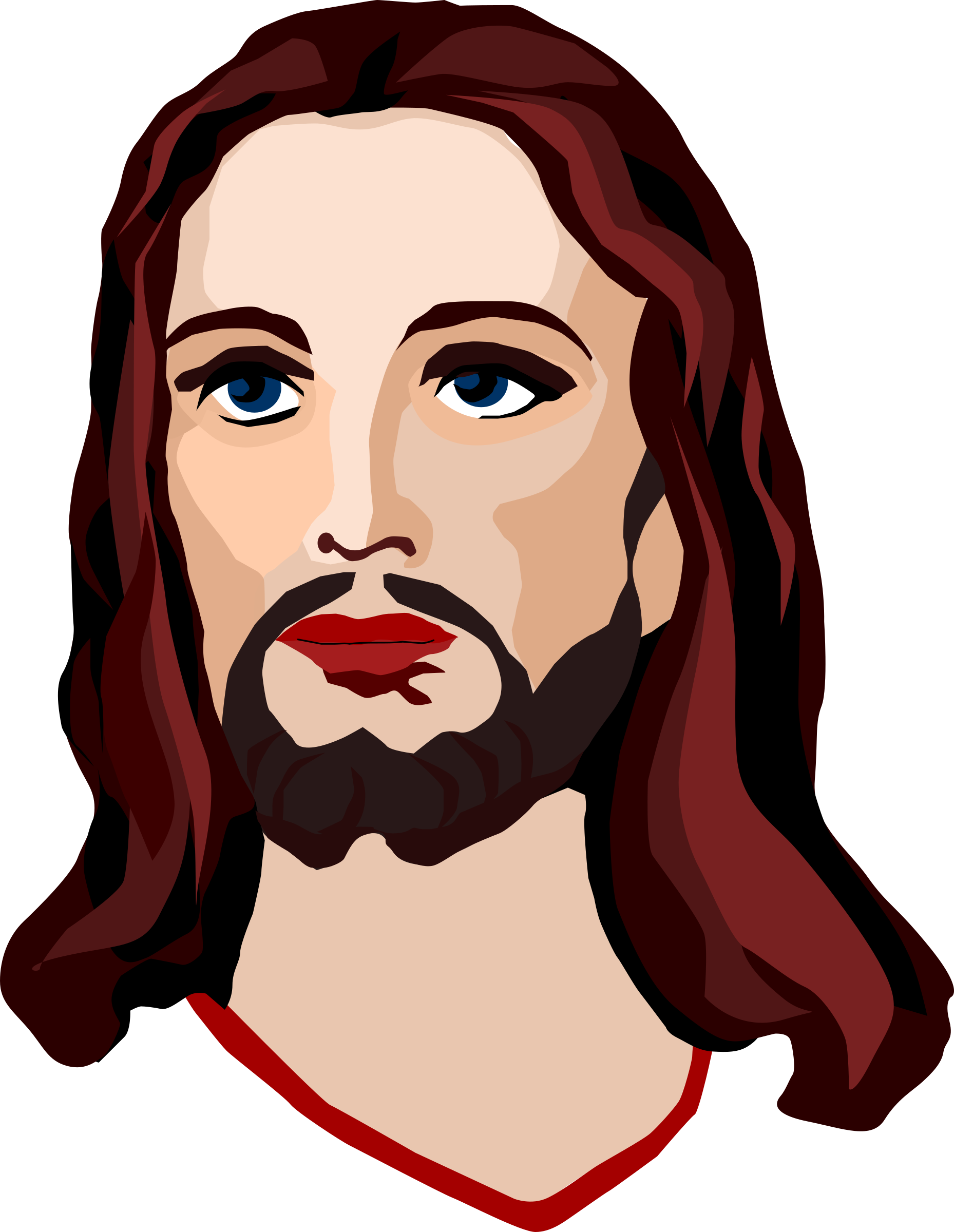 Jesus Christ by stephencuyos