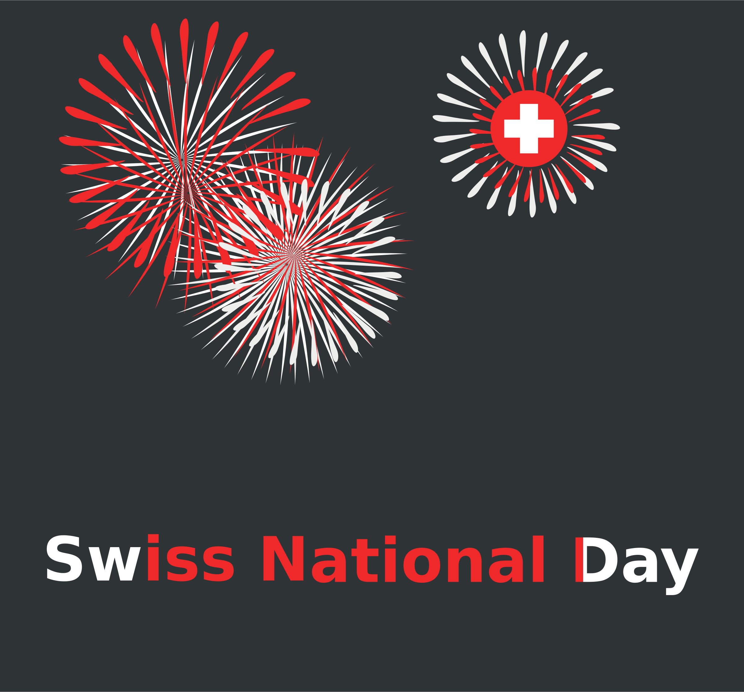 Swiss national day by chatard
