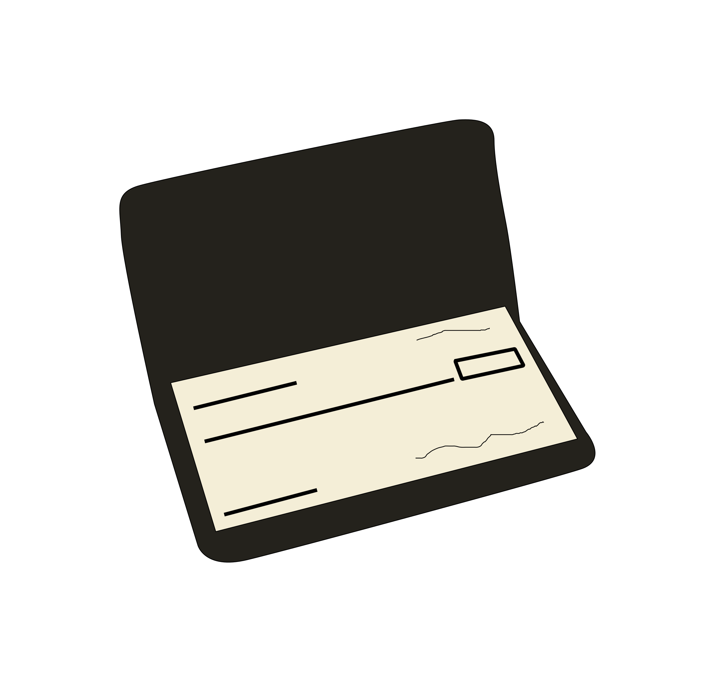 Checkbook by dfunk