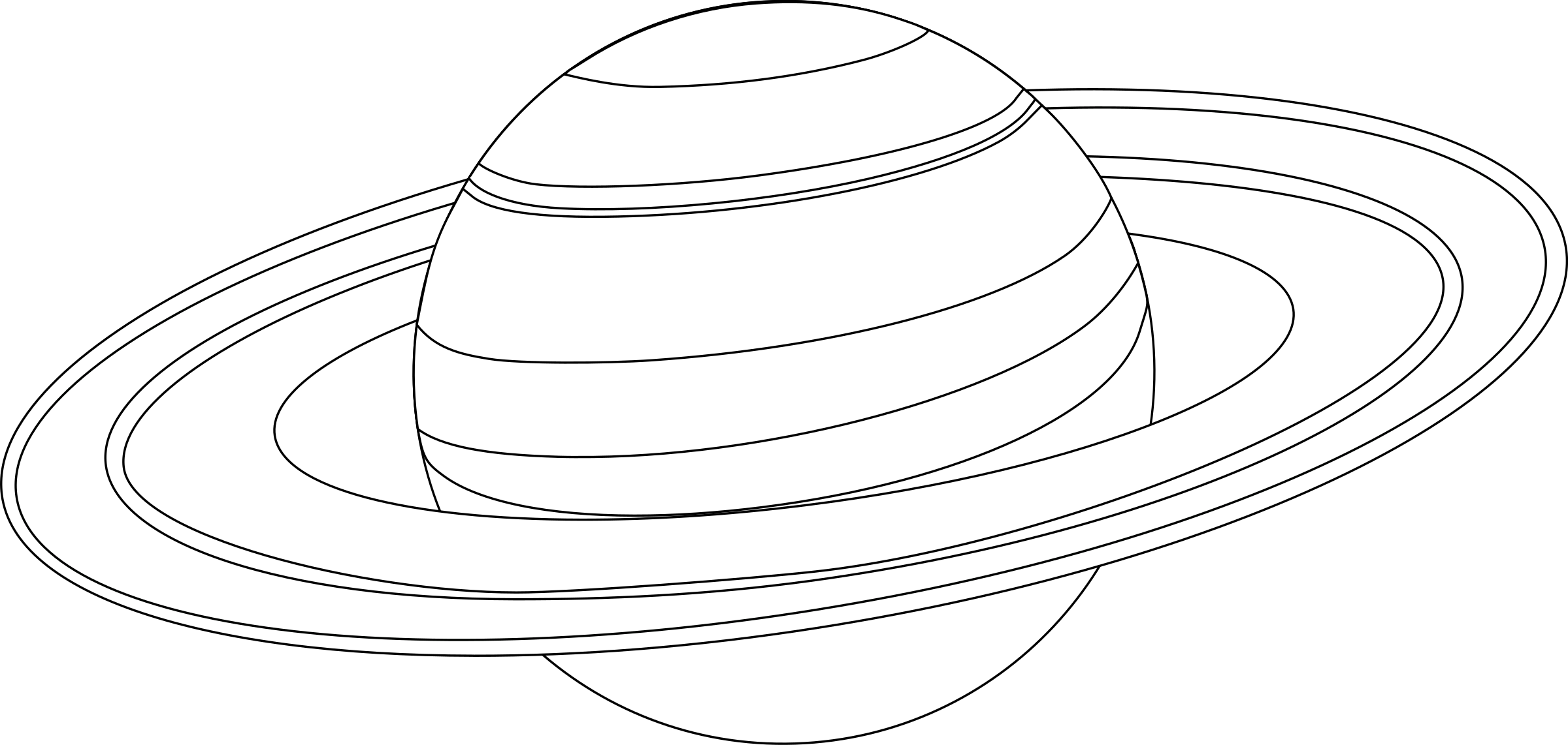 free planet saturn coloring pages - photo#22