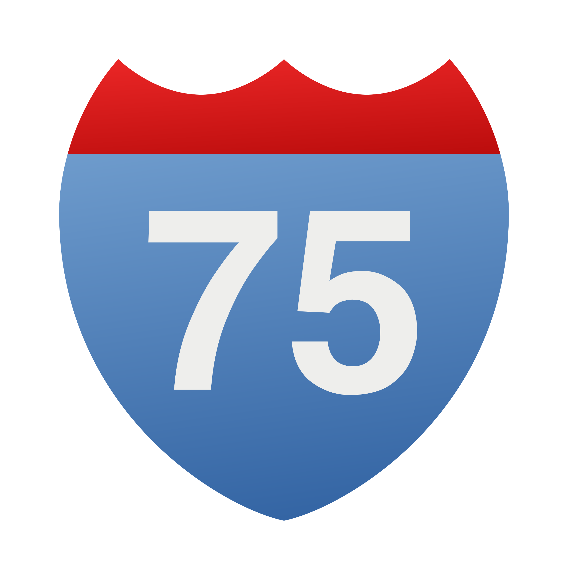 Interstate 75 icon by jhnri4