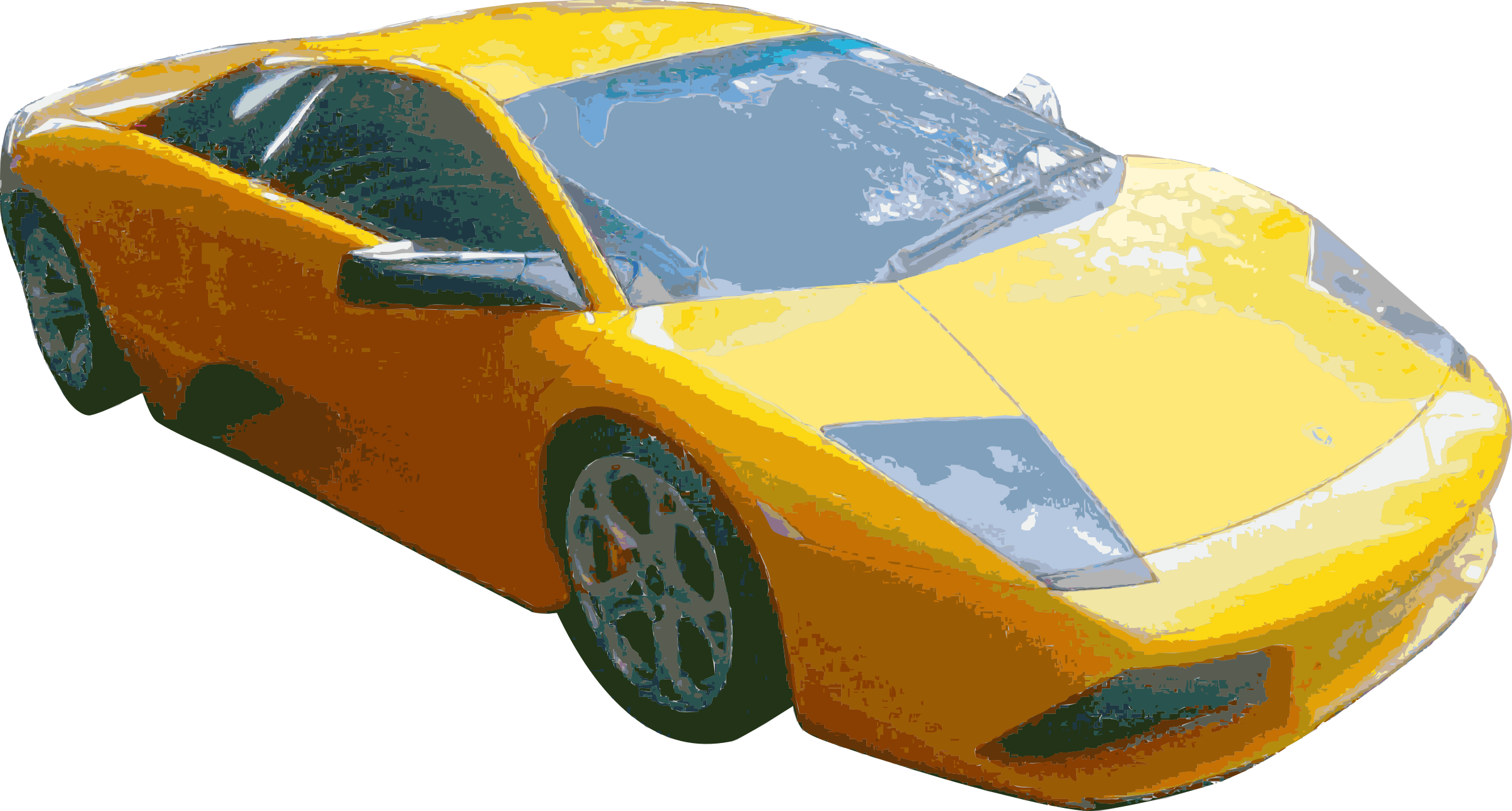 Sports Car Cutout remix by rdevries
