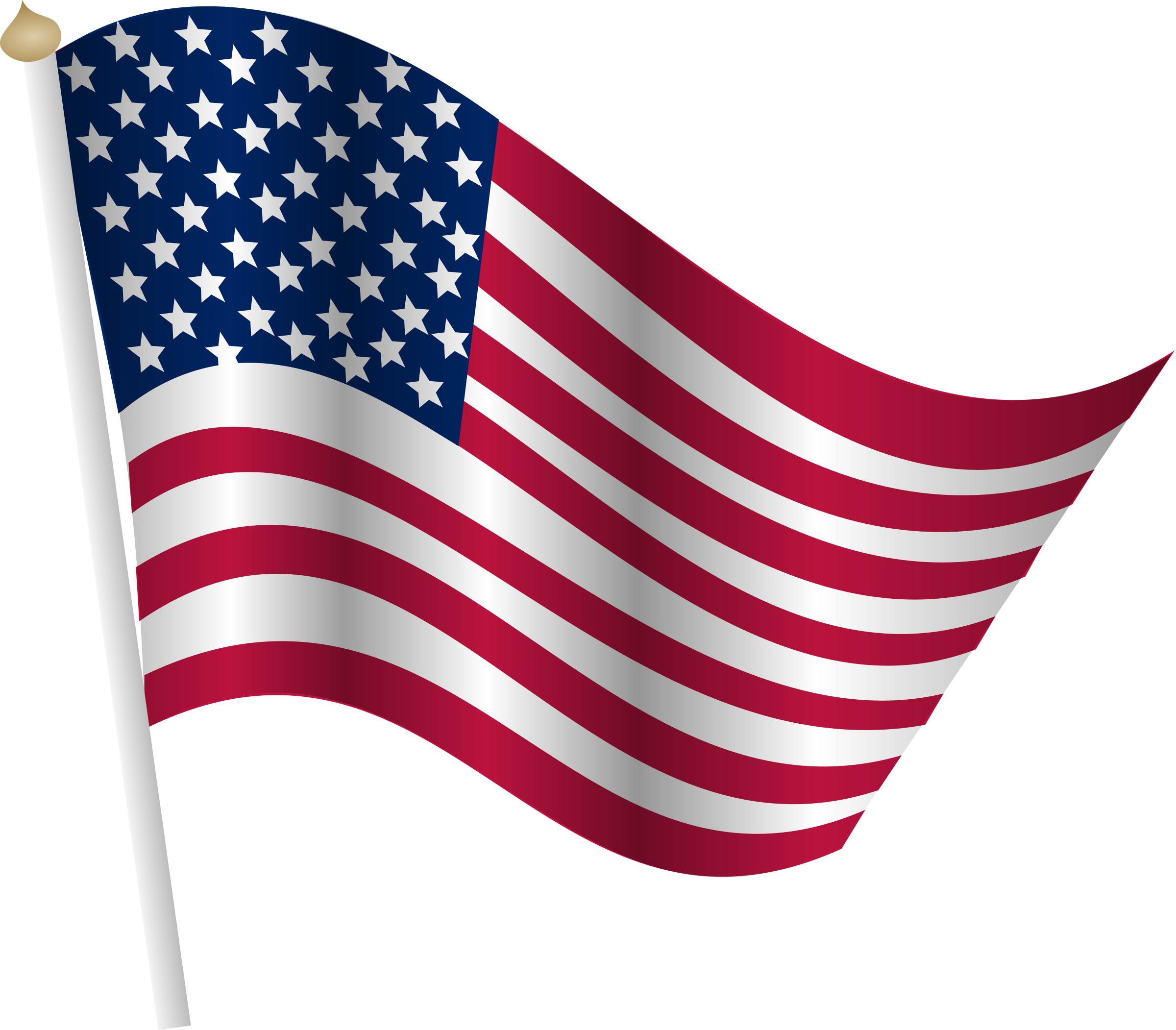 American flag by rdevries