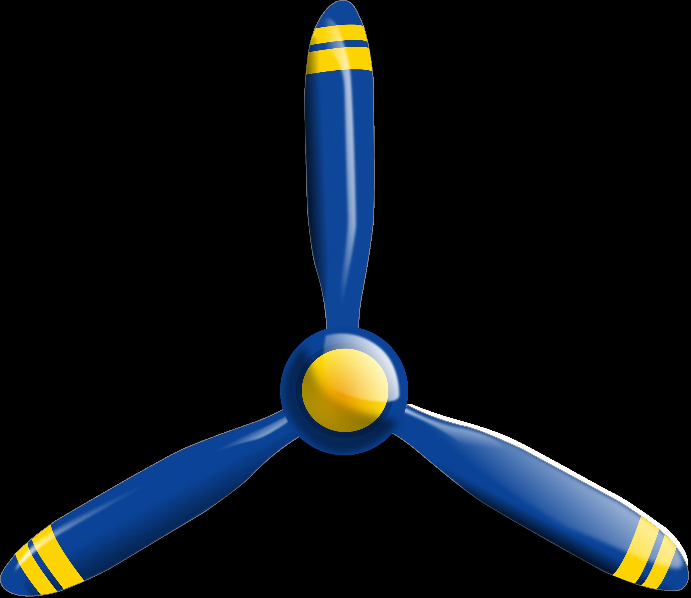 Clipart - Propeller