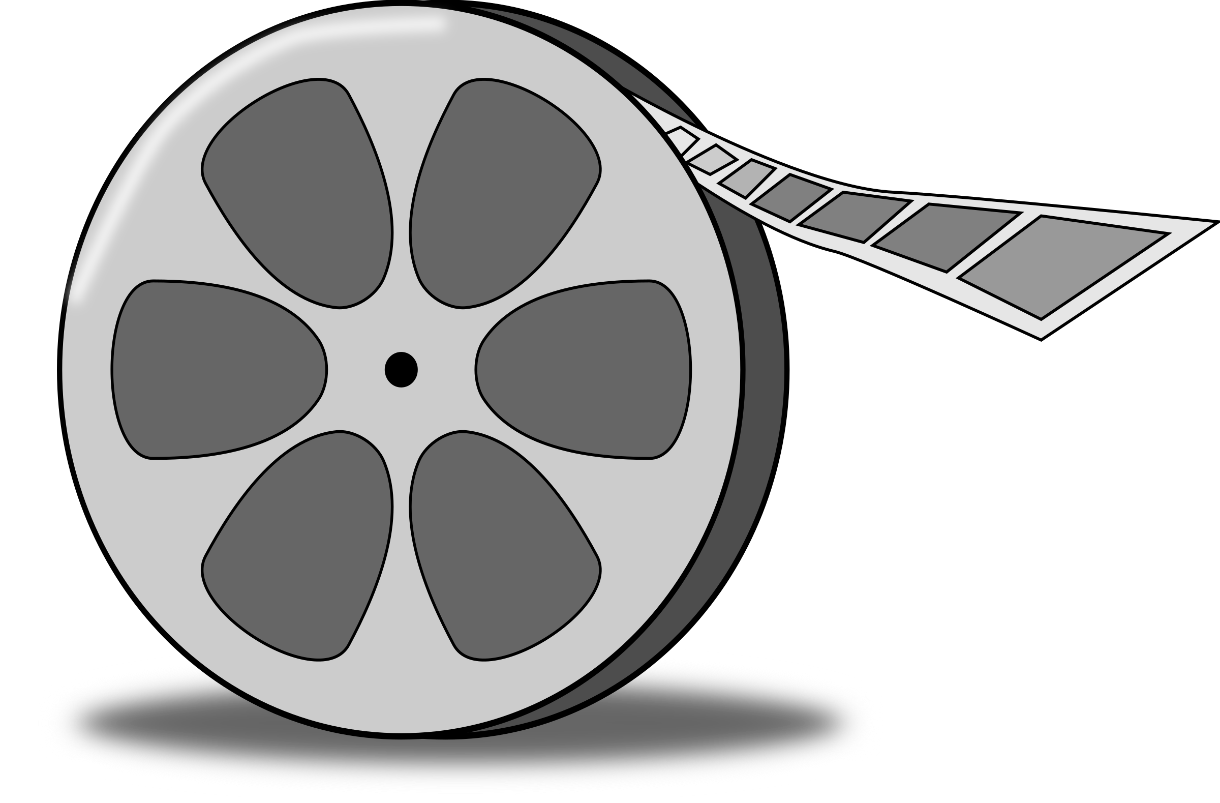 Film Reel by algotruneman