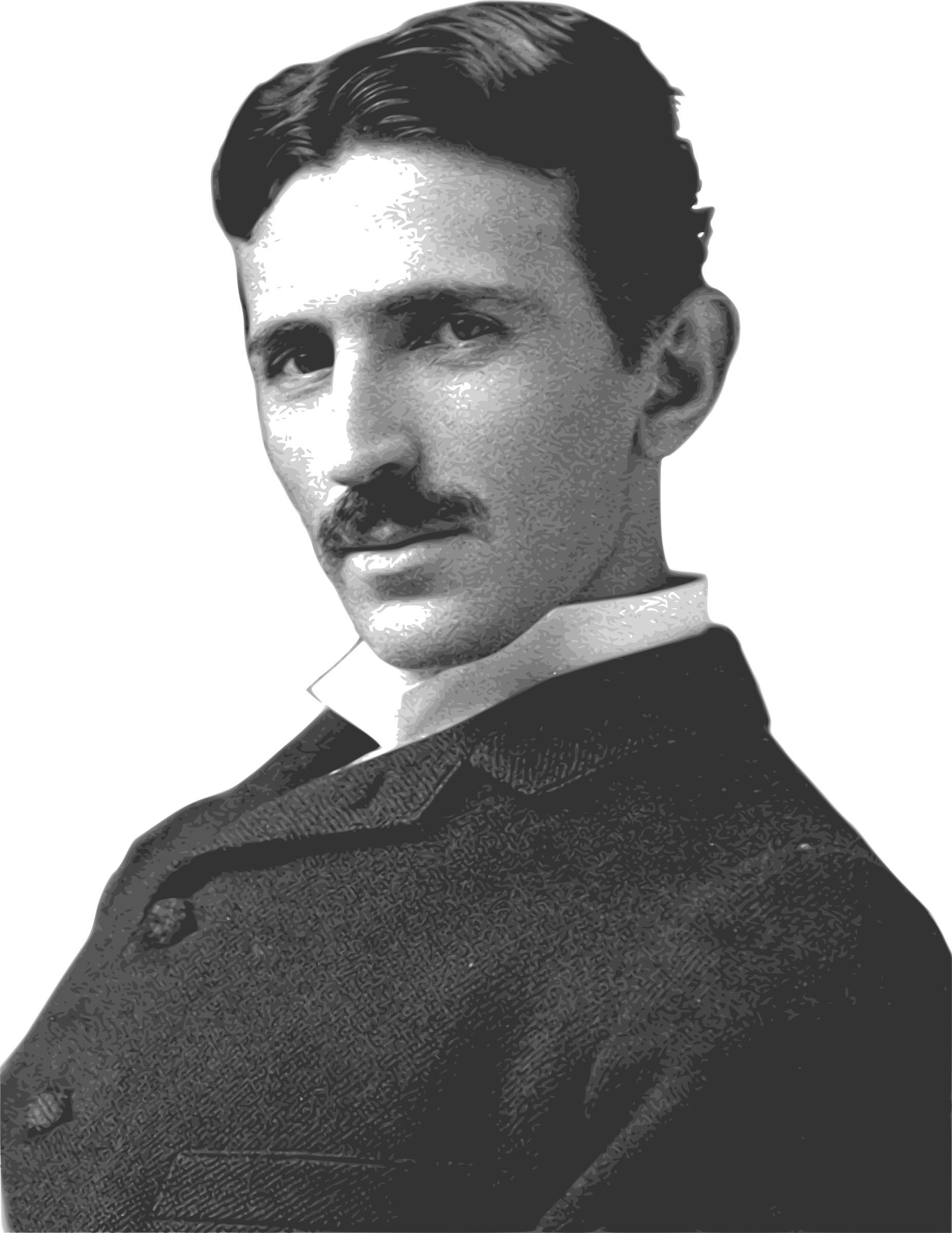 Nikola Tesla 1 by Merlin2525