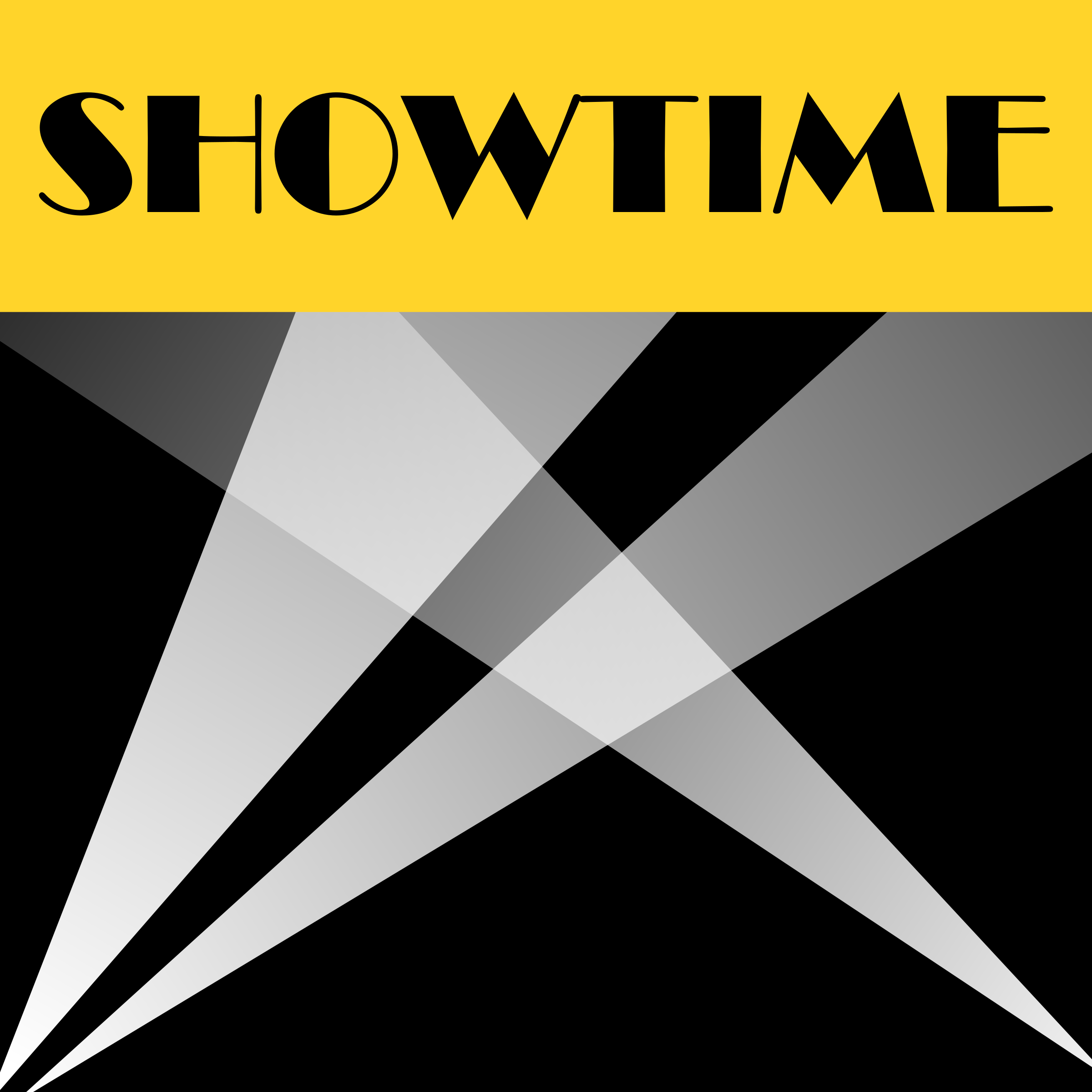 Showtime Icon by Dustwin
