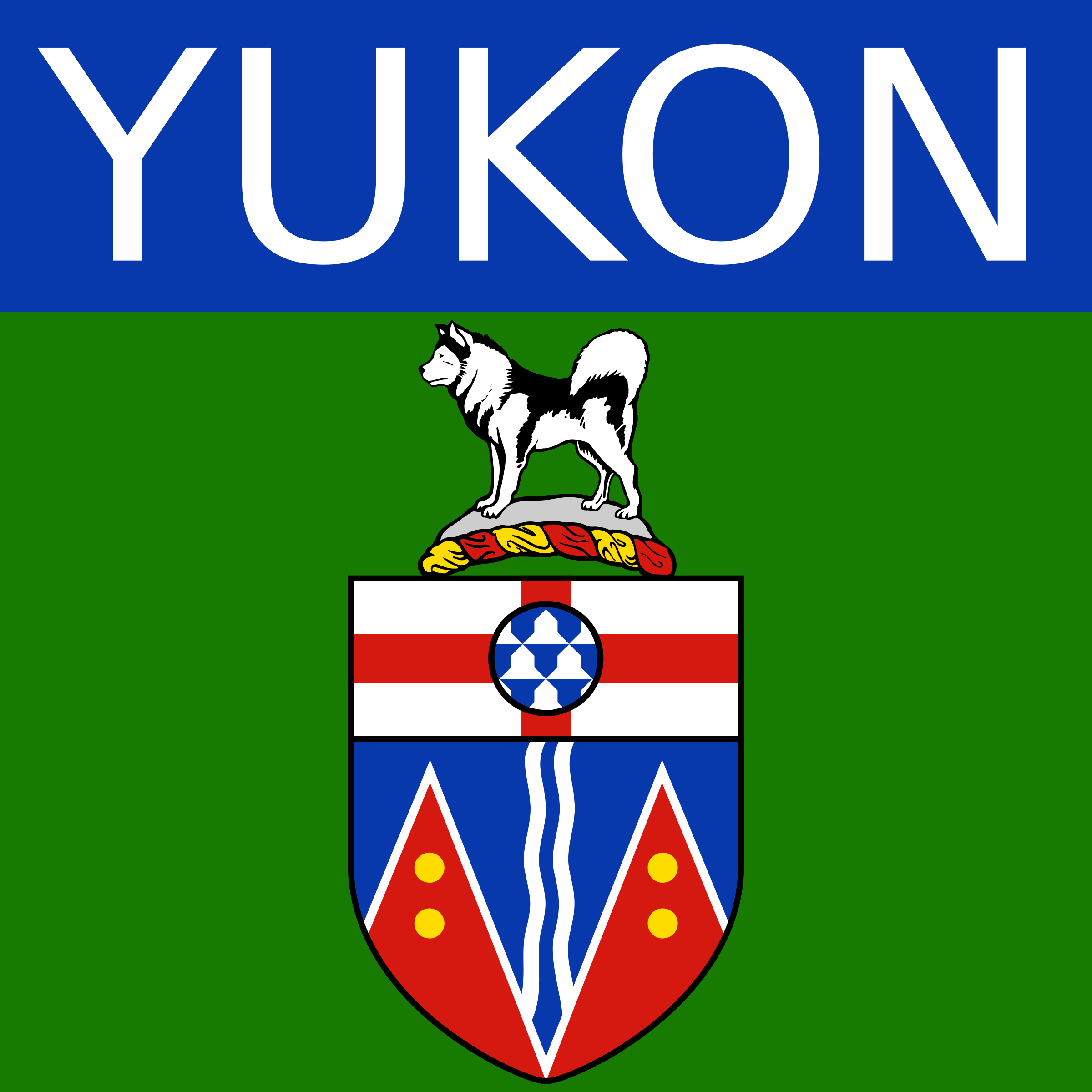 Yukon Icon by Dustwin