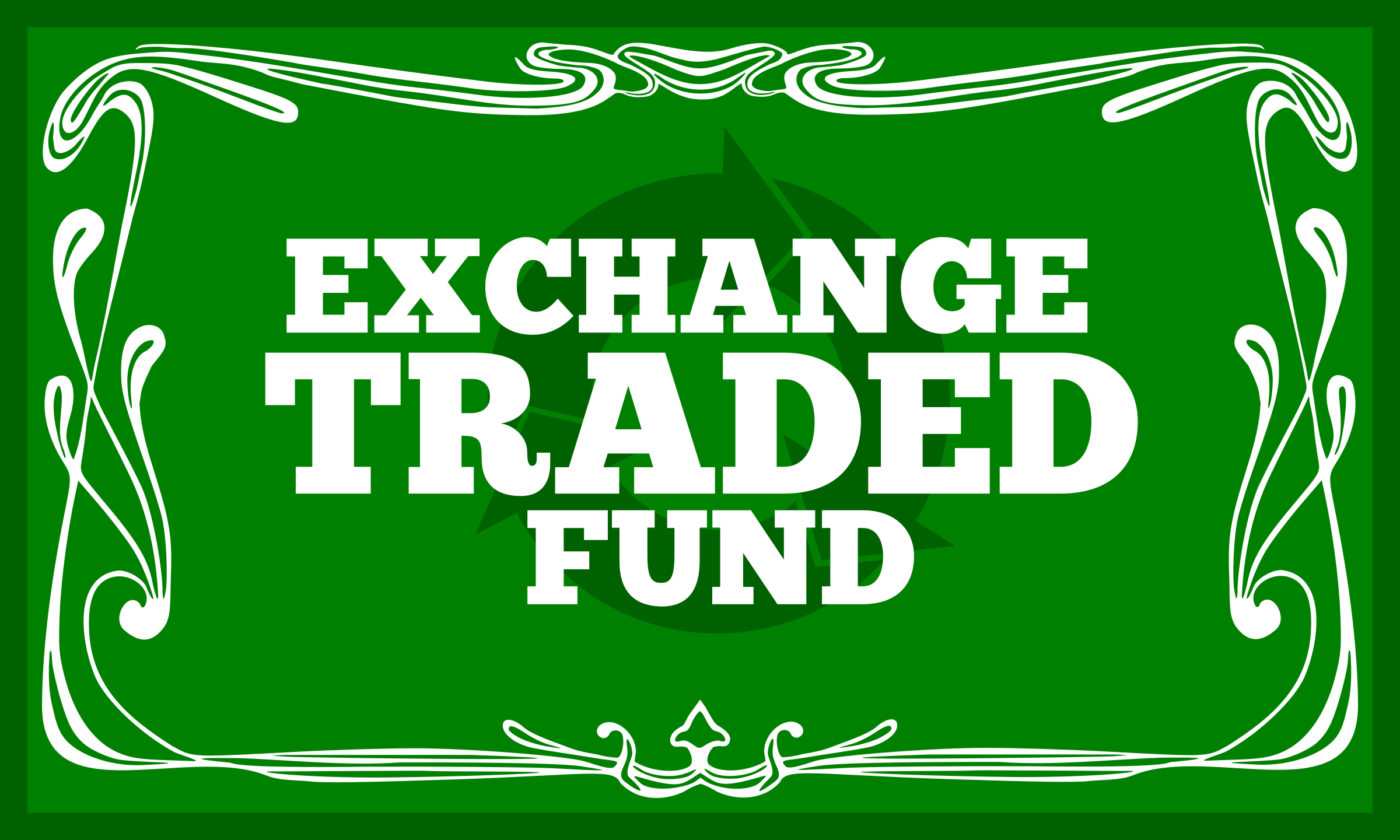 Exchange Traded Fund by Alastair