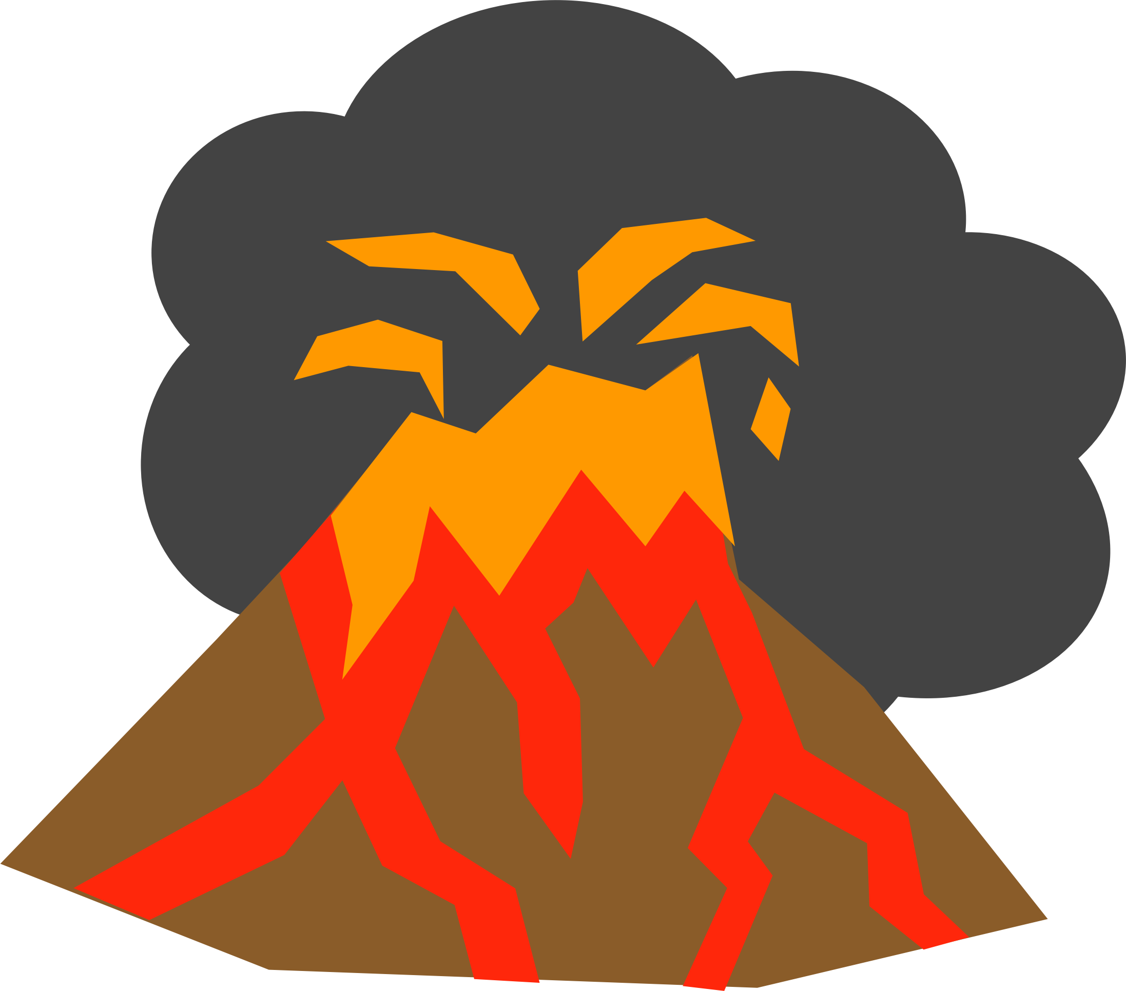 Volcano by Scout