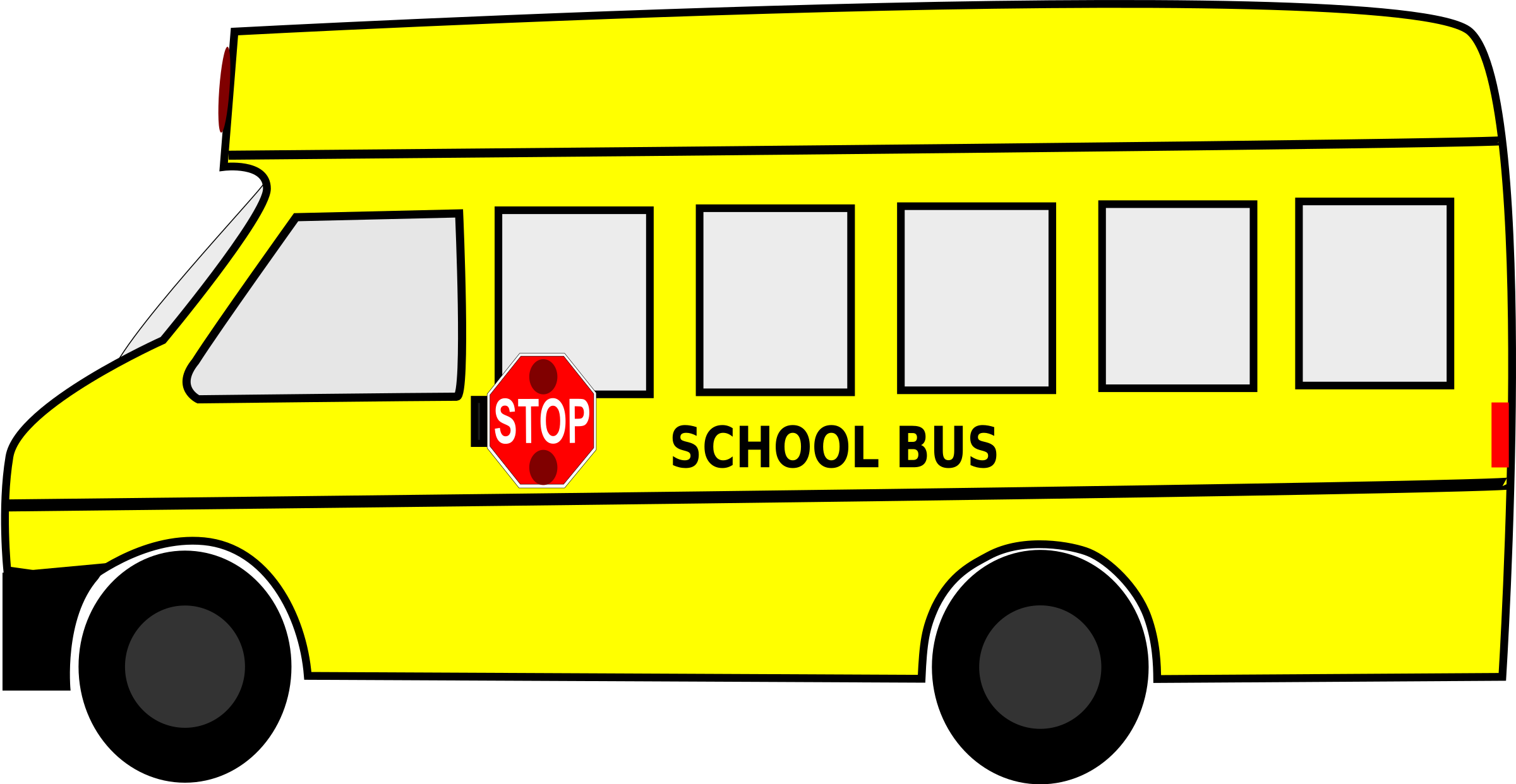 School Bus by schoolfreeware