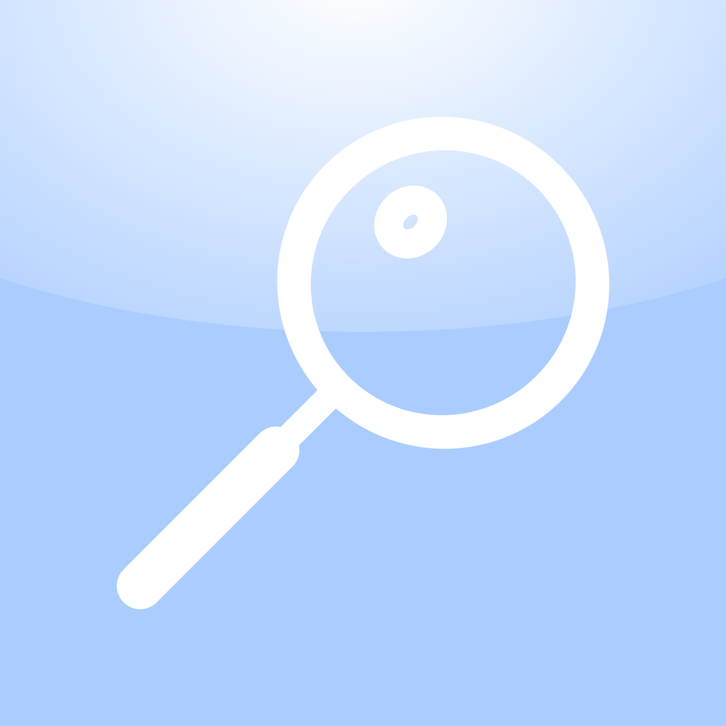 Magnifying Glass Icon by Dustwin