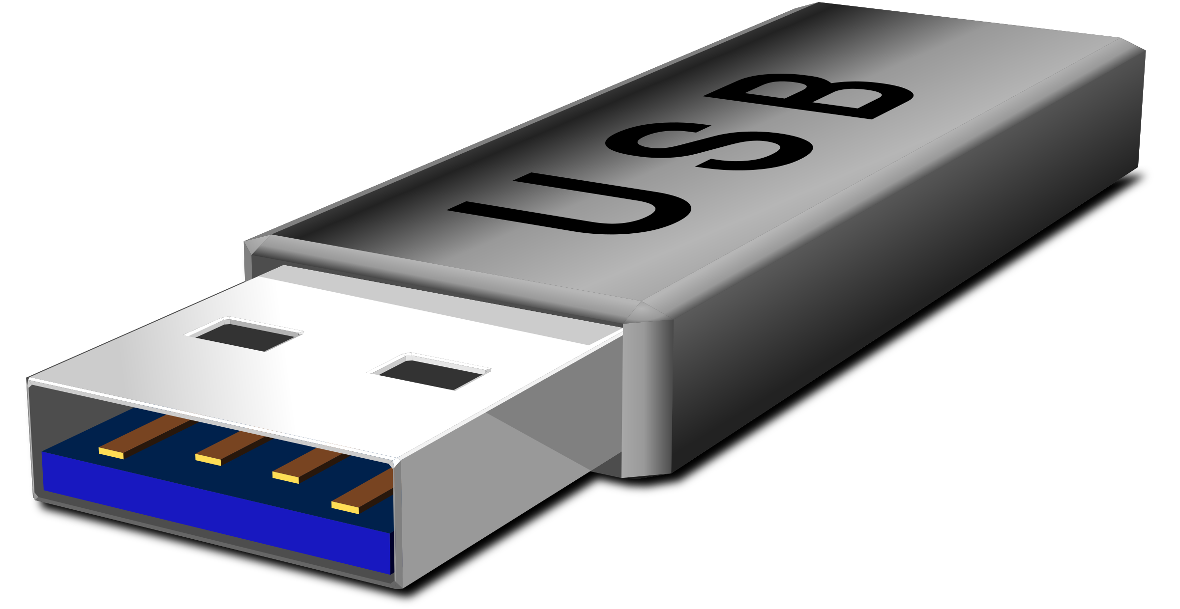 usb flash by Keistutis